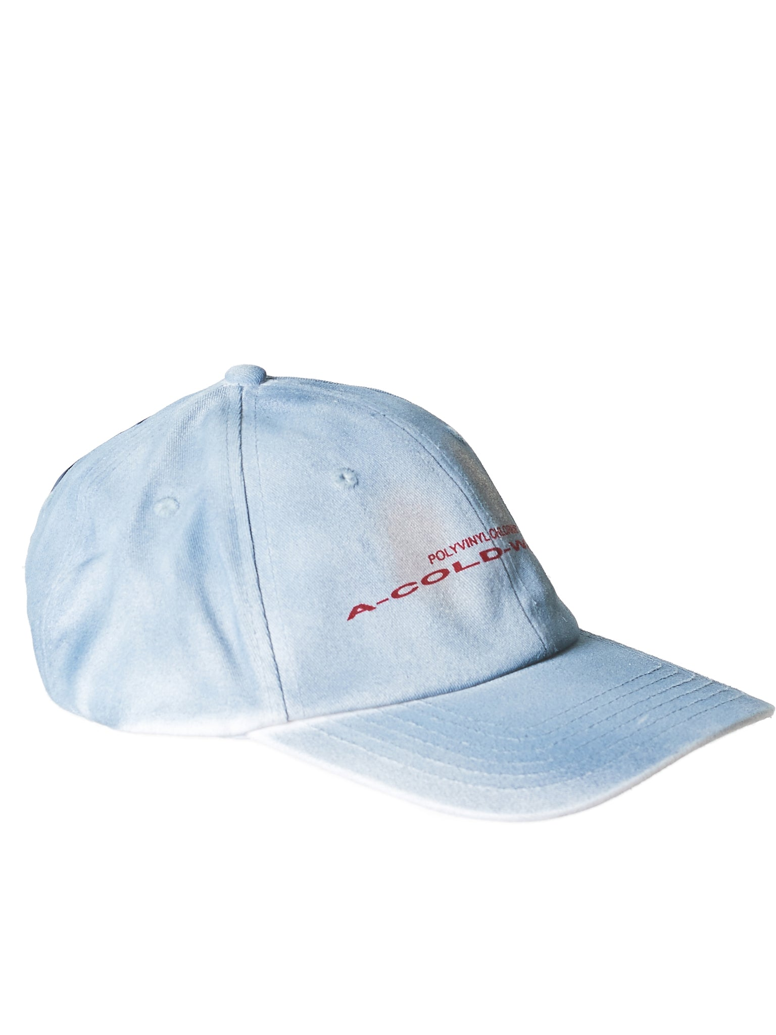 A Cold Wall Logo Cap - Hlorenzo Front