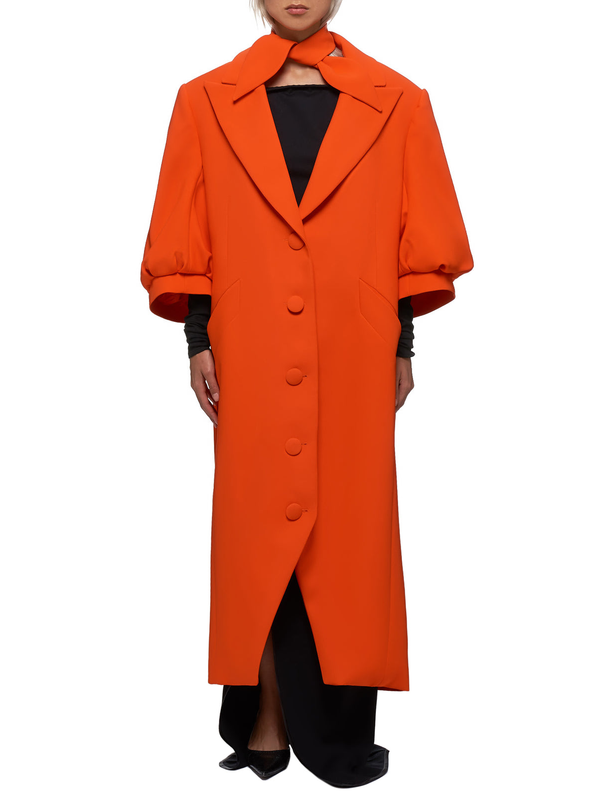 Nicolas Lecourt Mansion Coat - Hlorenzo Front
