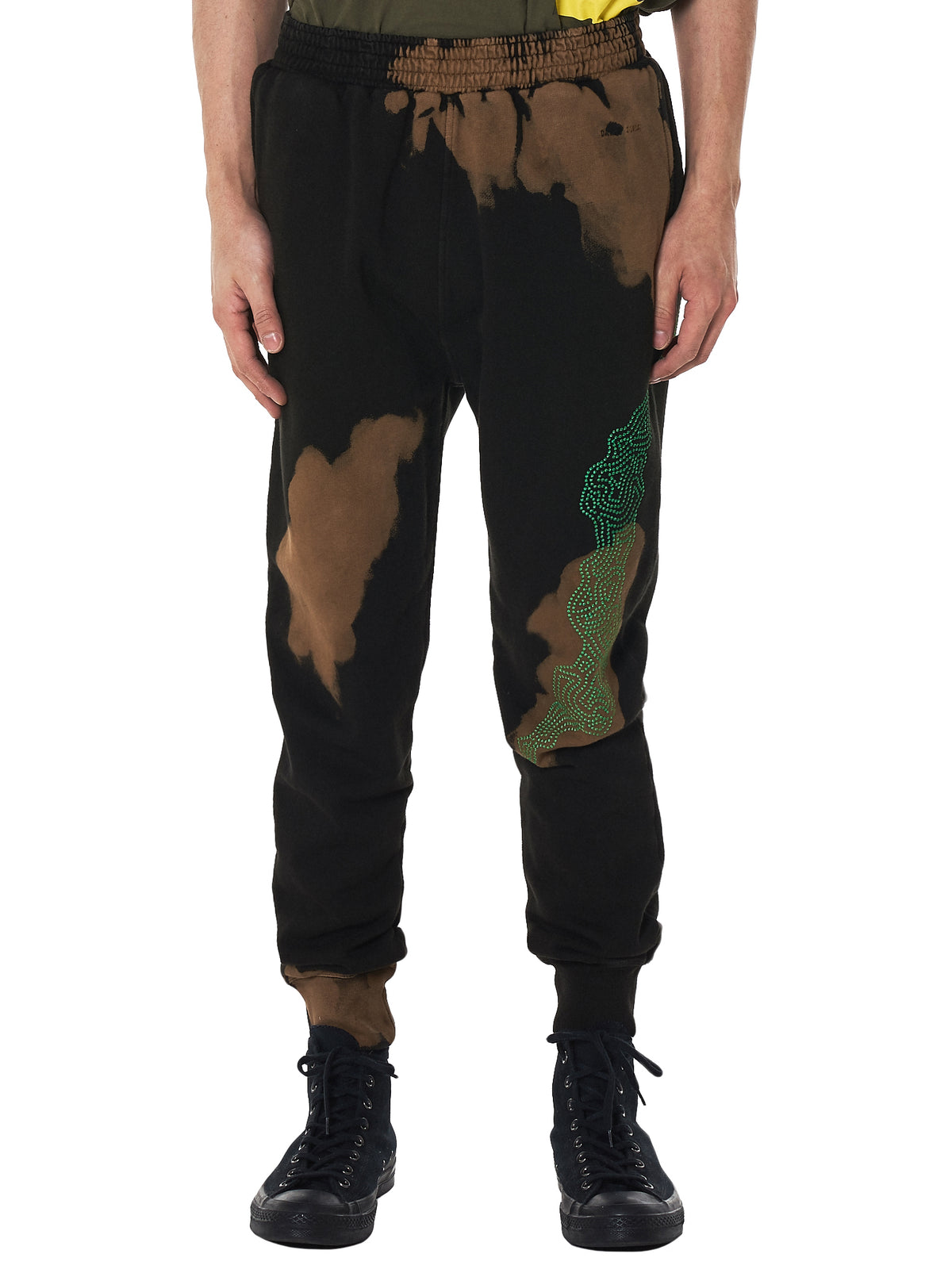 Damir doma bleached joggers - H.Lorenzo front