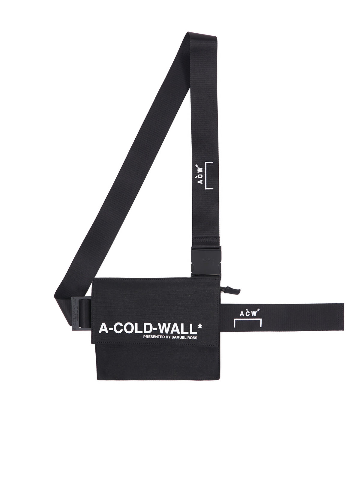 A Cold Wall* Bag - Hlorenzo Front