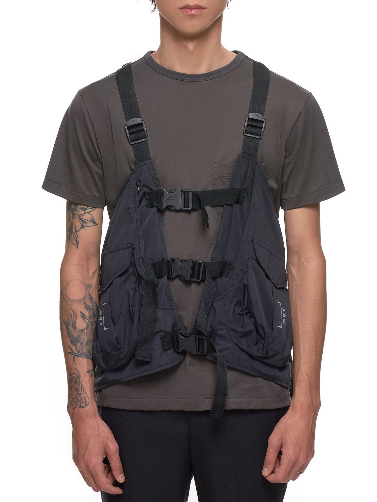 A Cold Wall* Vest - Hlorenzo Front