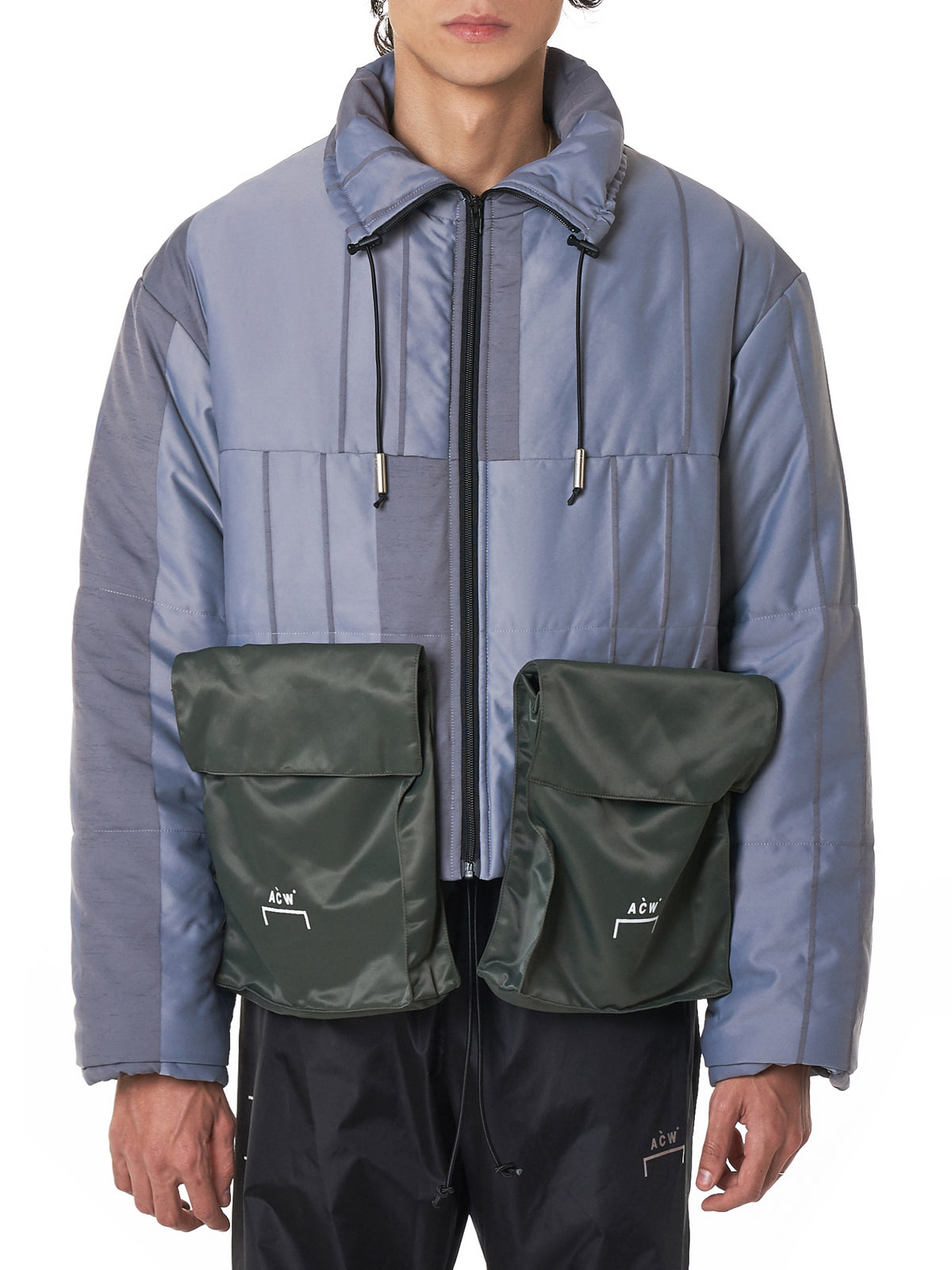 A Cold Wall Puffer Jacket - Hlorenzo Front