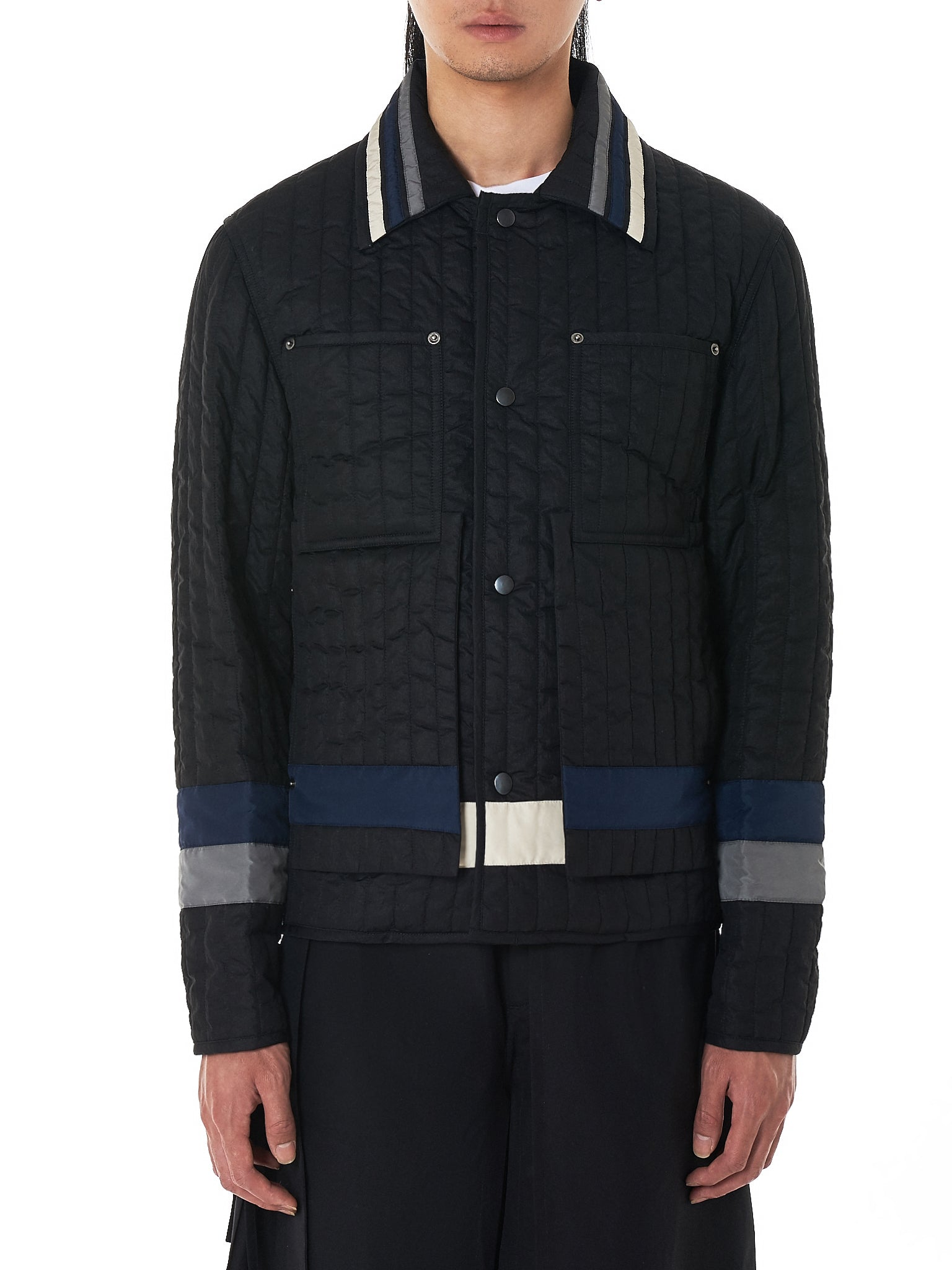Craig Green Work Jacket - Hlorenzo Front