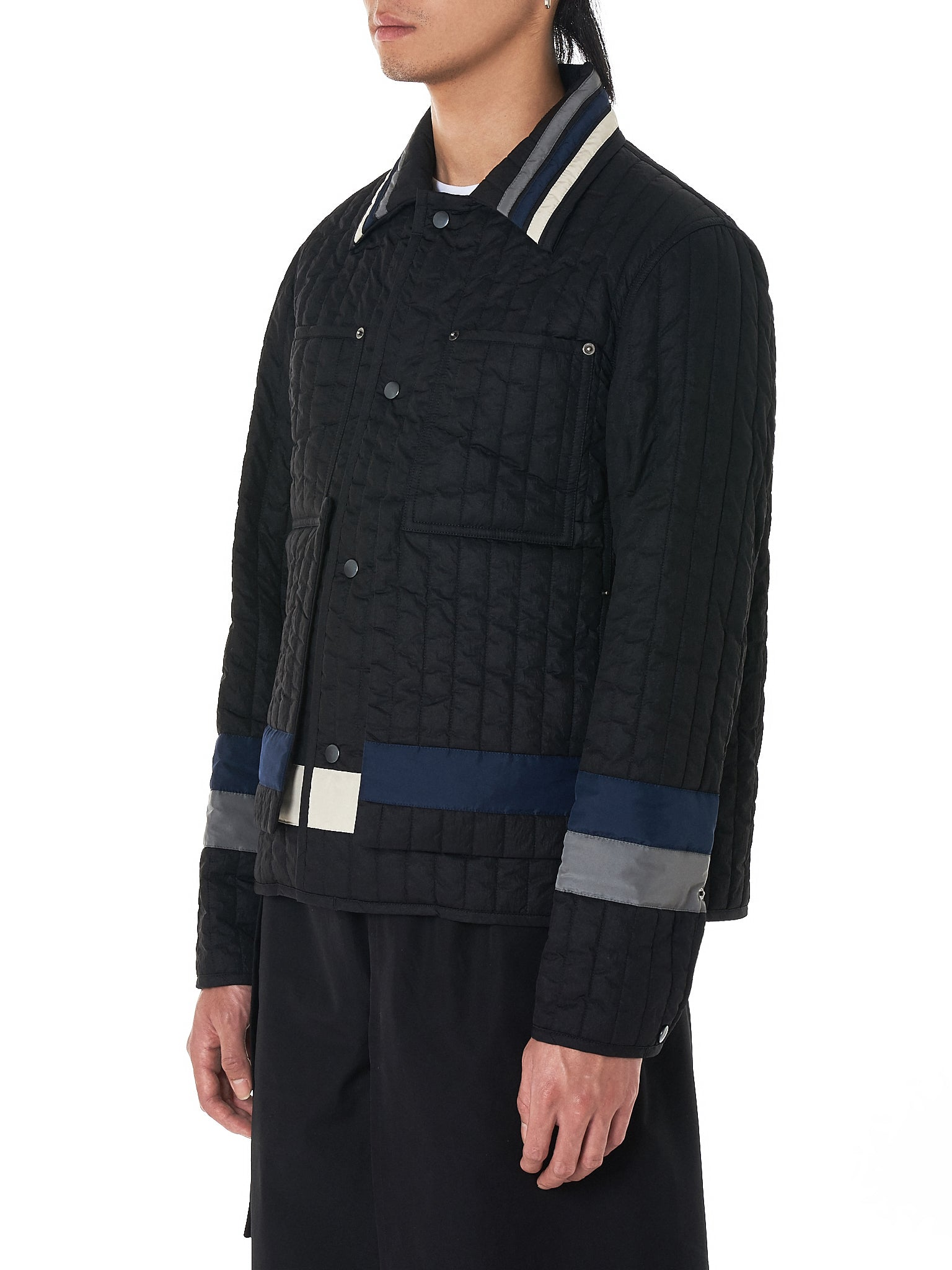Craig Green Work Jacket - Hlorenzo Side
