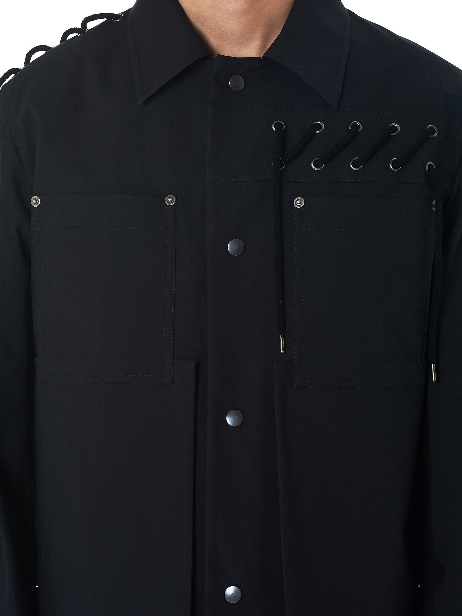 Craig Green Work Jacket - Hlorenzo Detail 4