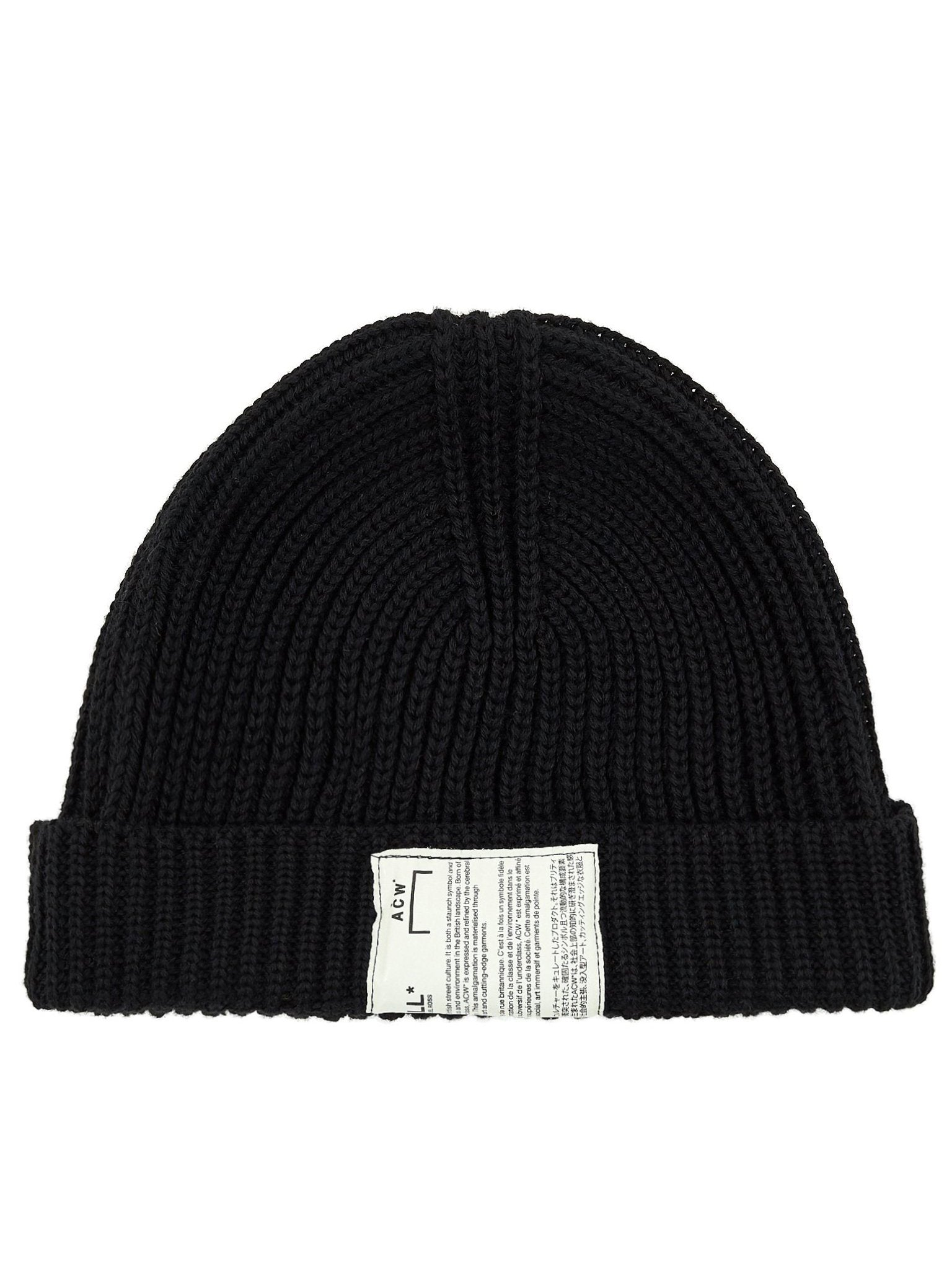 A Cold Wall* Beanie - Hlorenzo Front