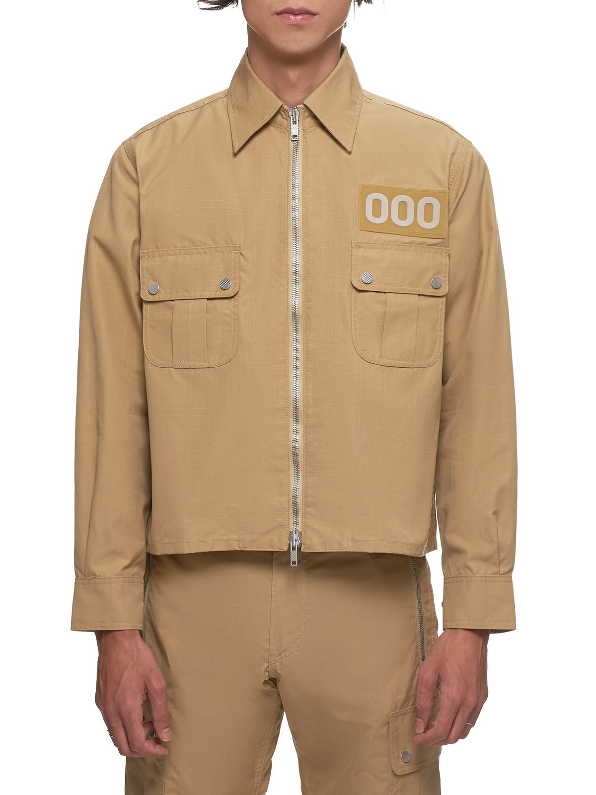 Jungle Shirt (D0010130-KHAKI)