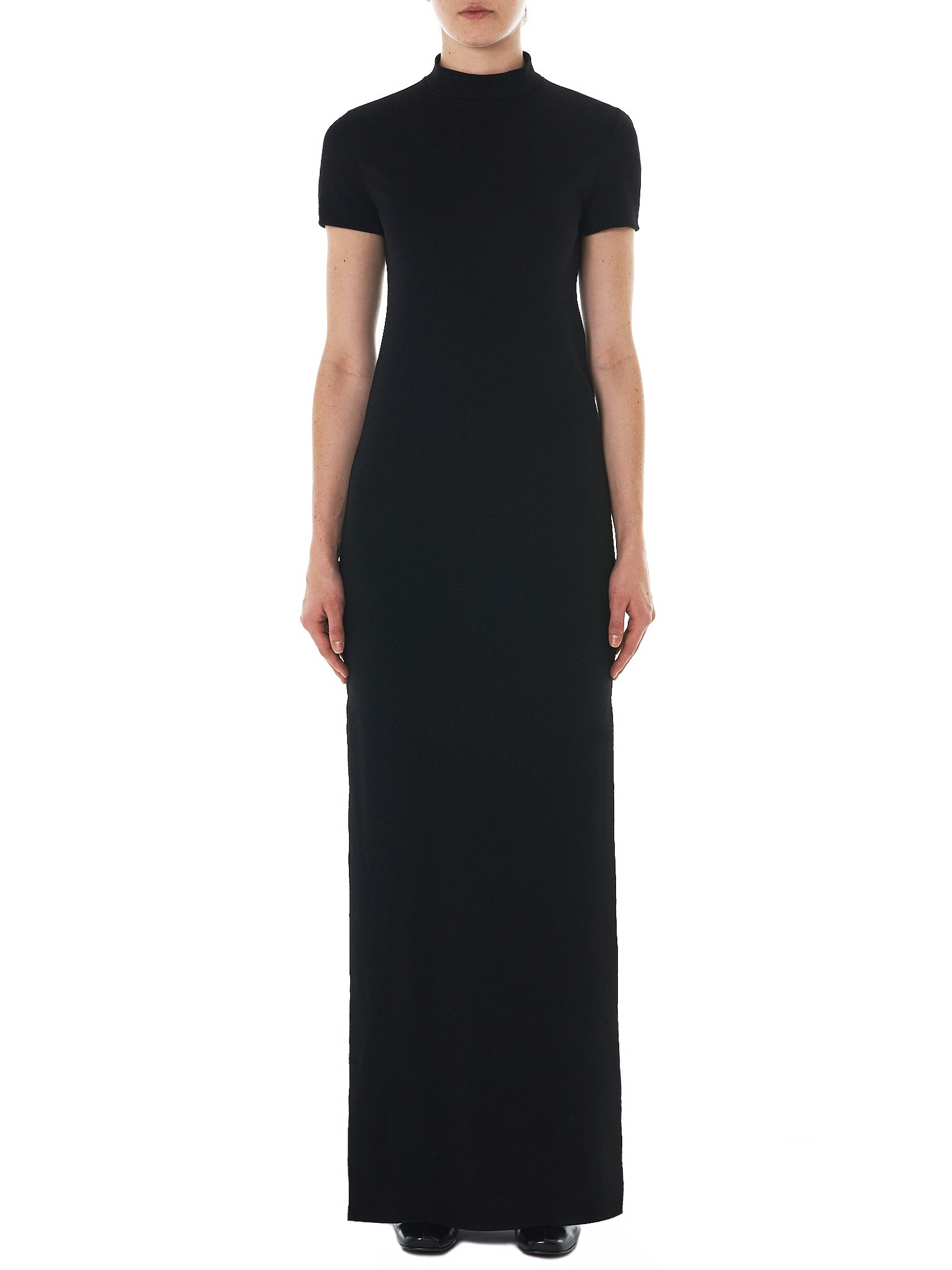 Kwaidan Long Dress - Hlorenzo Front