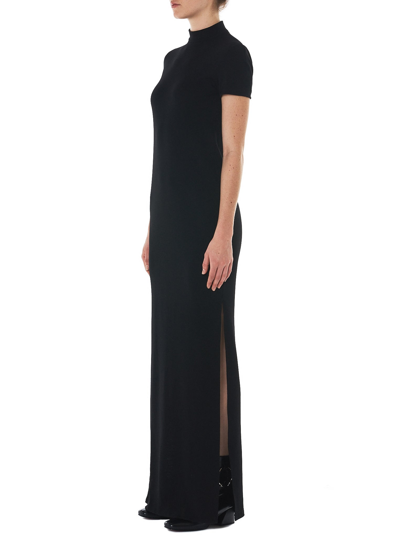 Kwaidan Long Dress - Hlorenzo Side