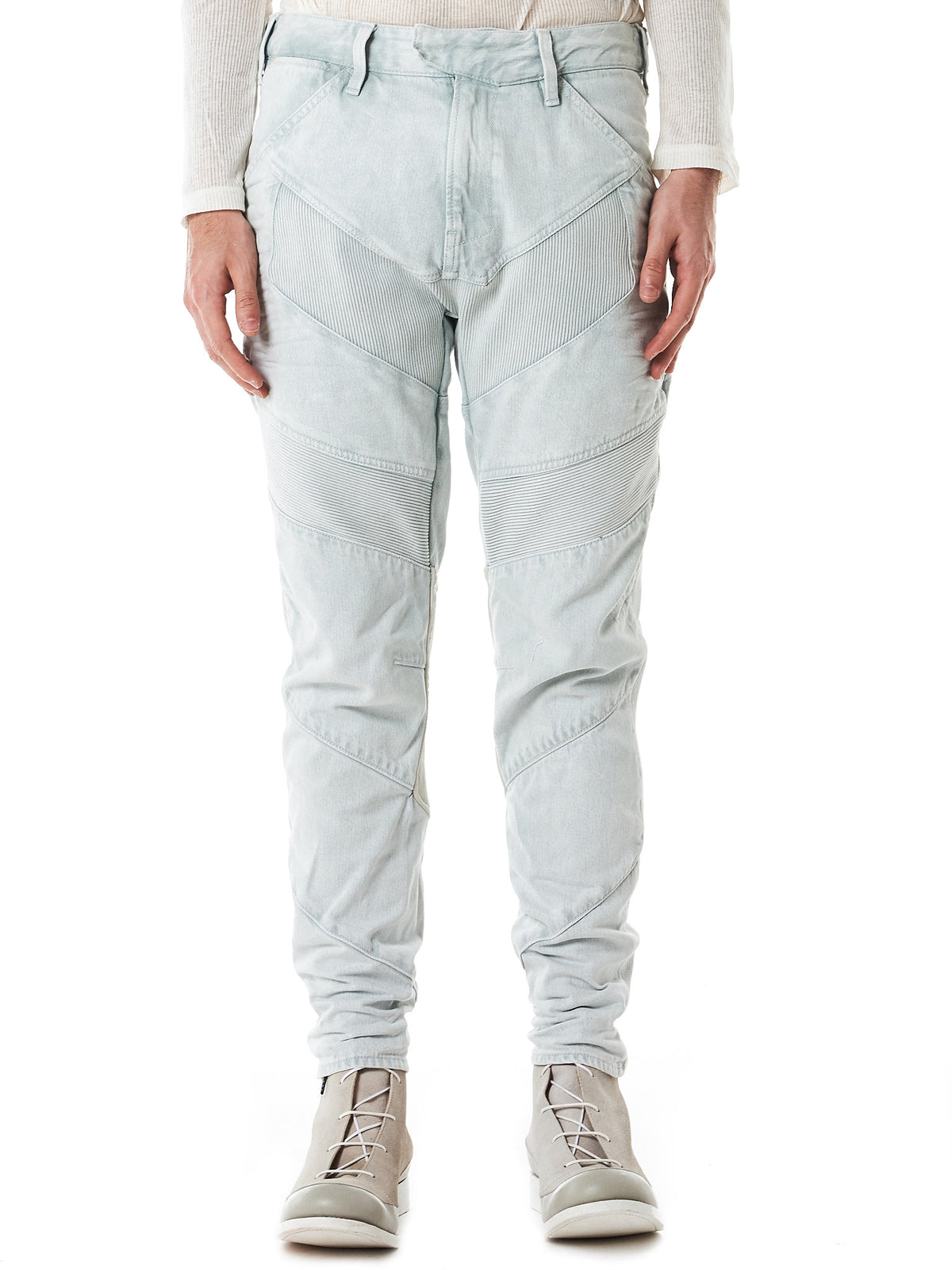 Motac-X Tapered Denim Jeans (D05268-9112-8027)