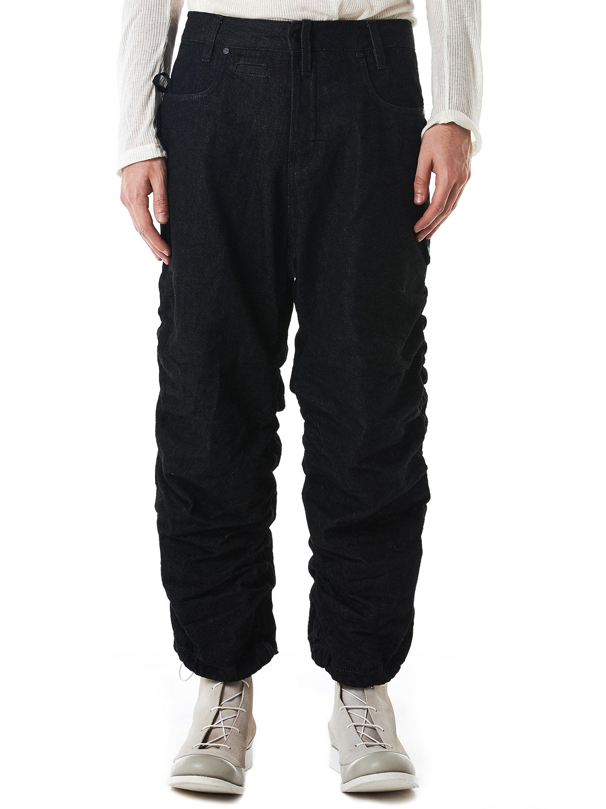 Tapered Parachute Denim Jeans (D05315-9112-001)