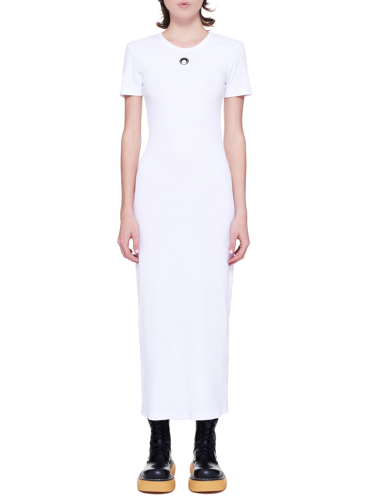 Marine Serre Dress | H.Lorenzo - front
