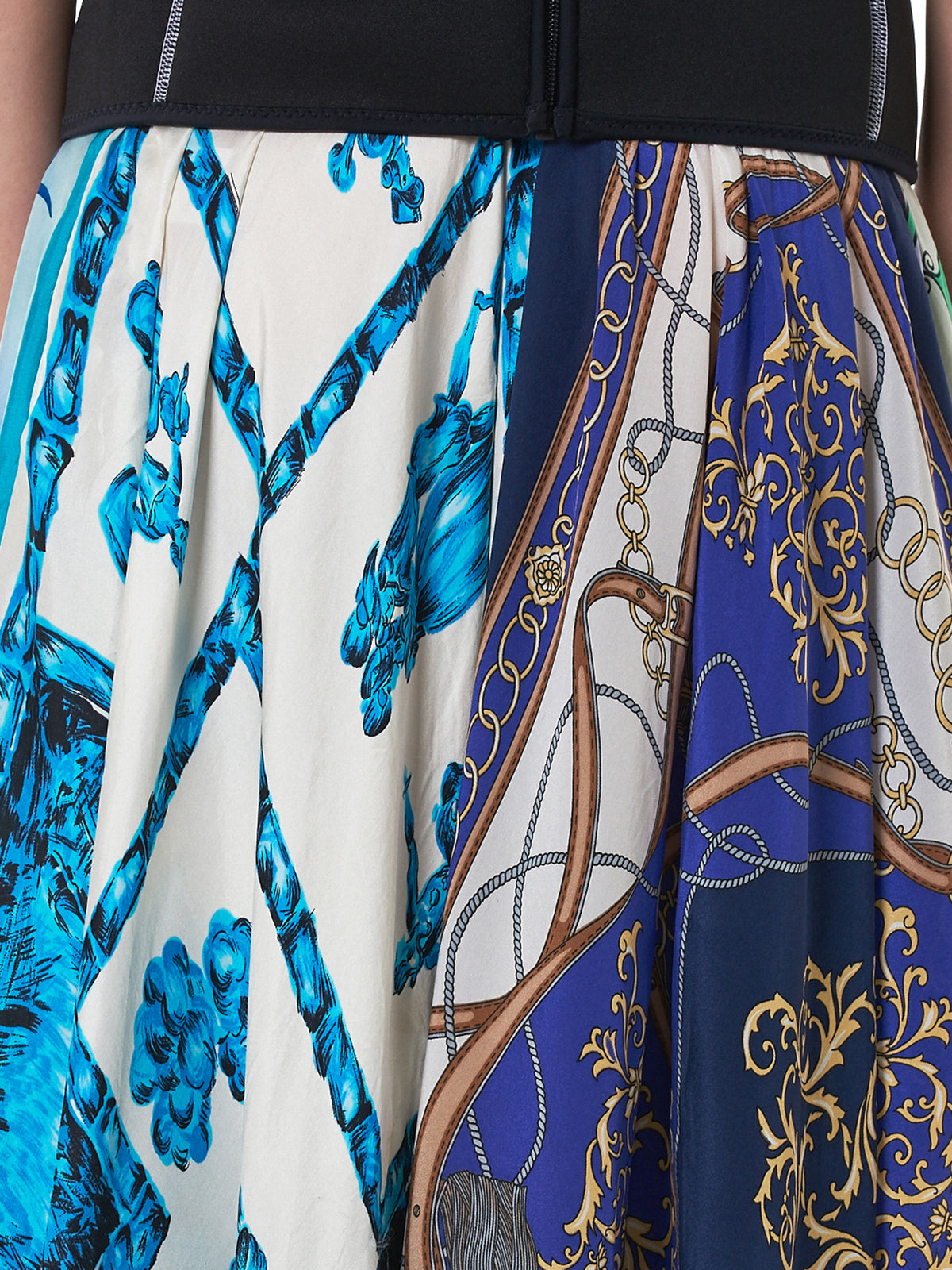 Marine Serre Dress - Hlorenzo Detail 2