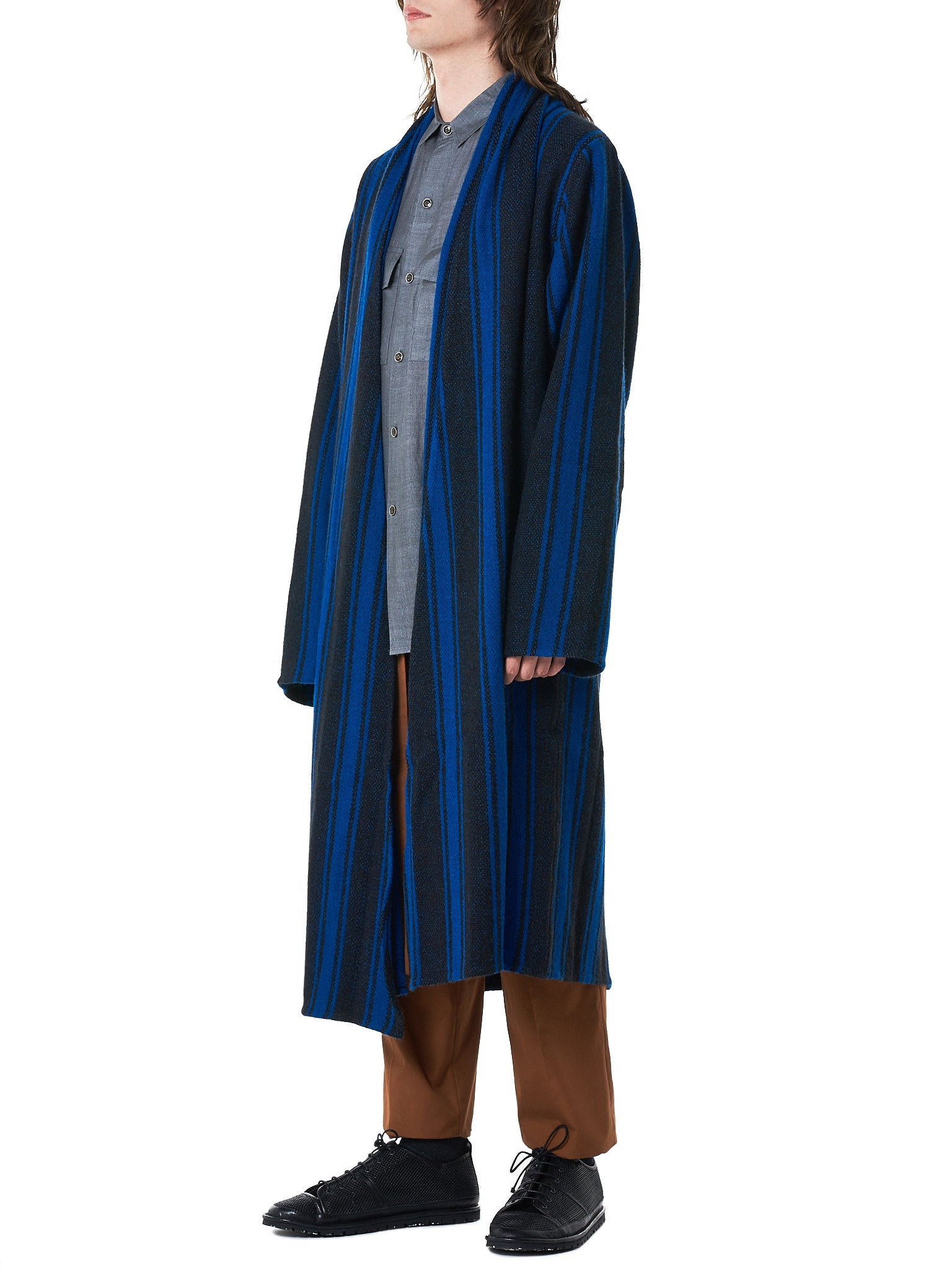 Denis Colomb Cardigan - Hlorenzo Side