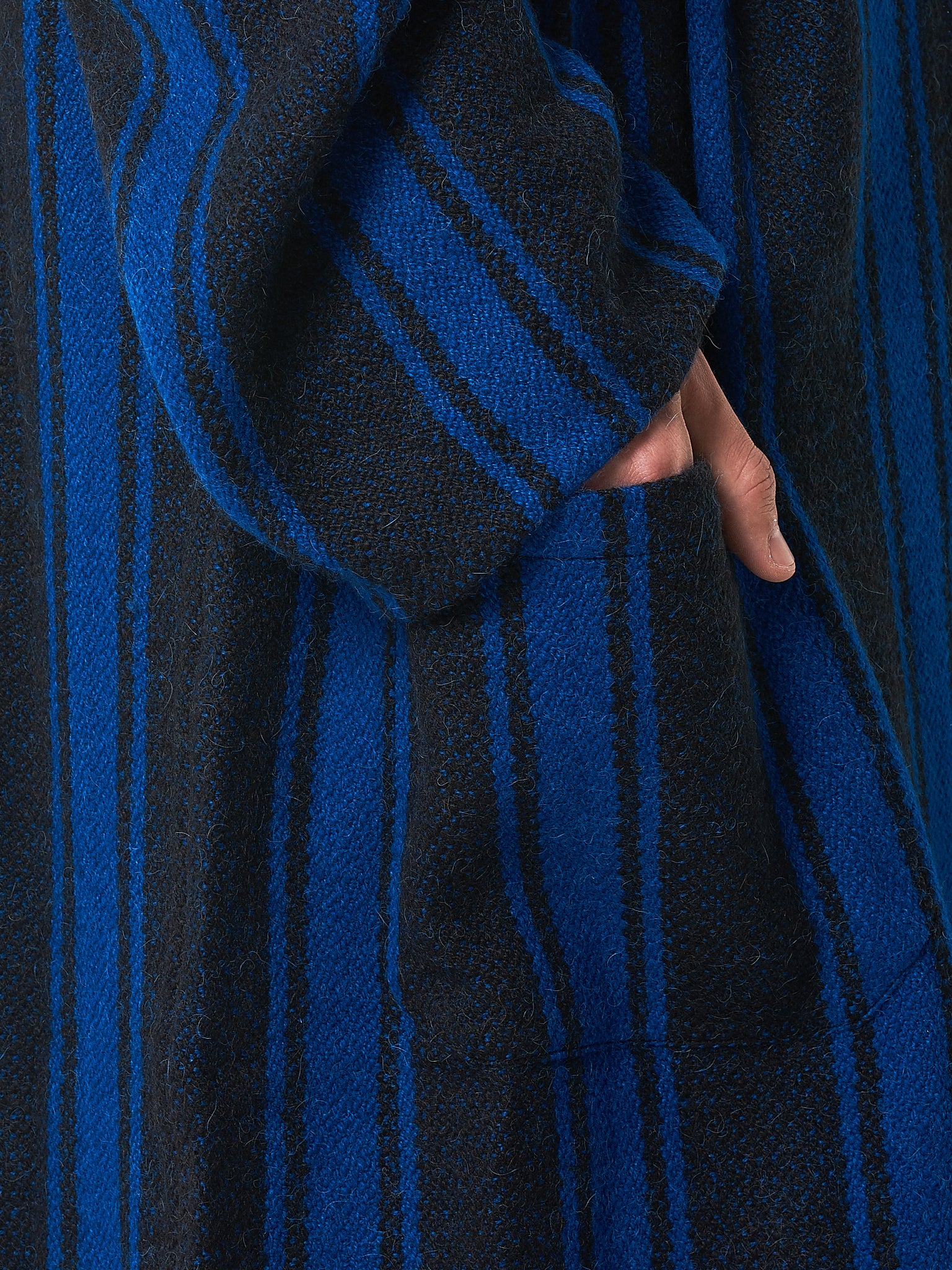 Denis Colomb Cardigan - Hlorenzo Detail 2
