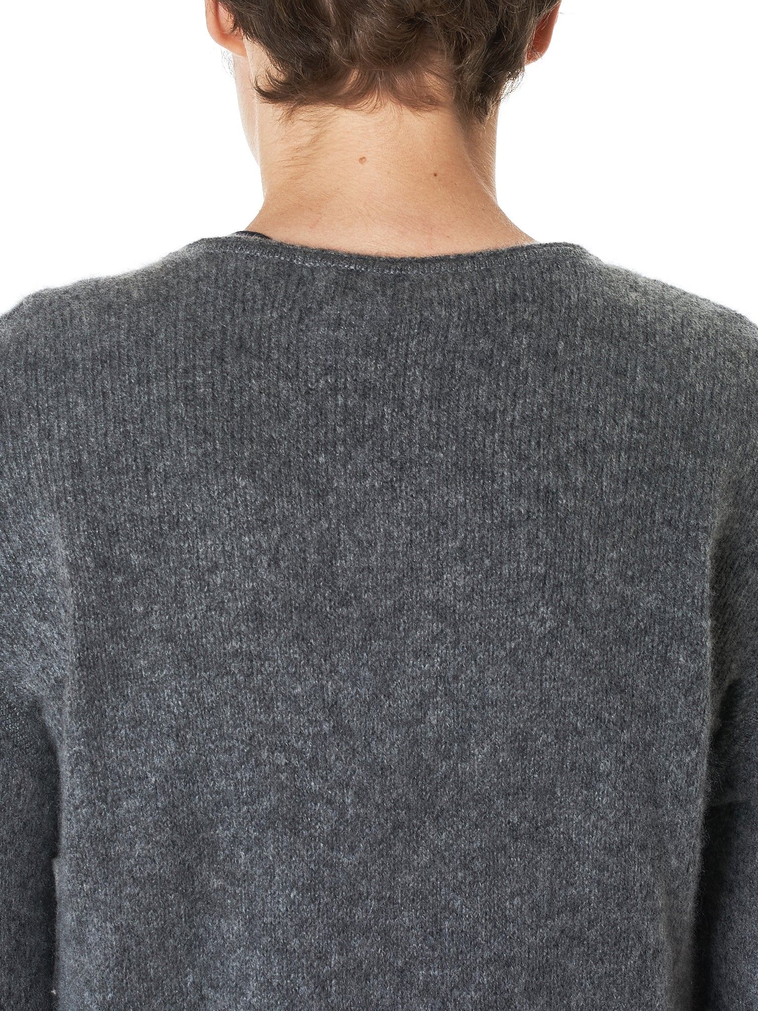 Denis Colomb Sweater - Hlorenzo Back Detail