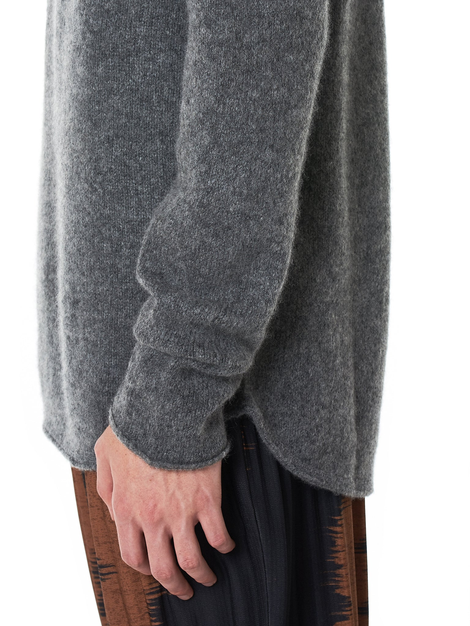 Denis Colomb Sweater - Hlorenzo Sleeve Detail