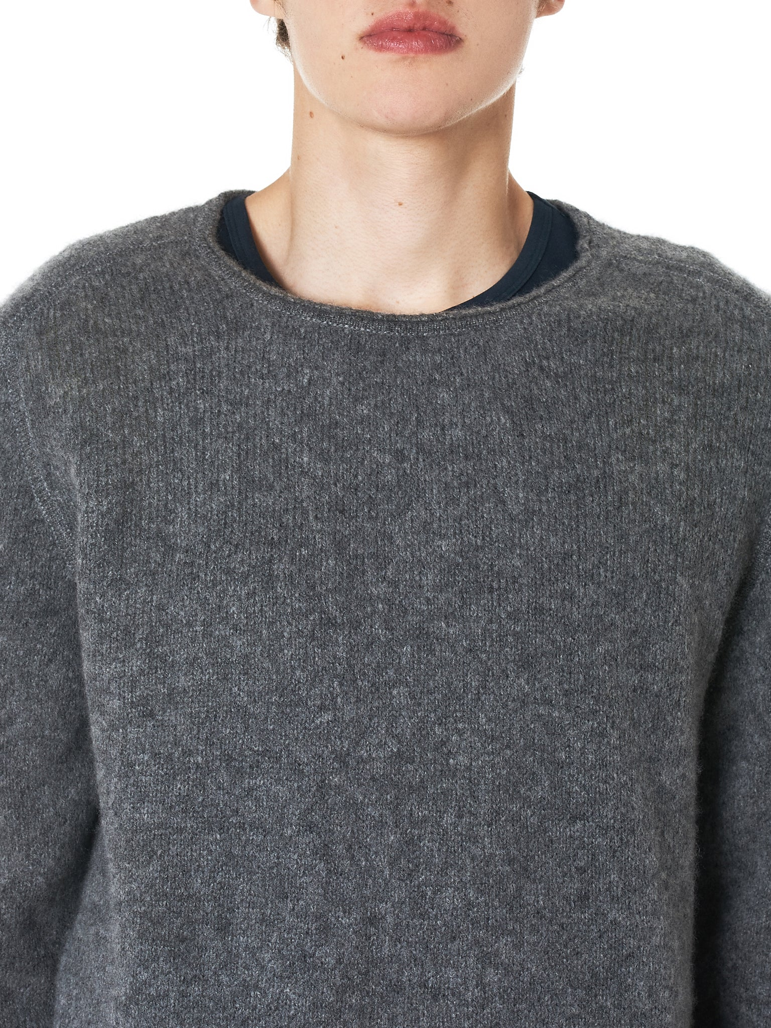 Denis Colomb Sweater - Hlorenzo Front Detail