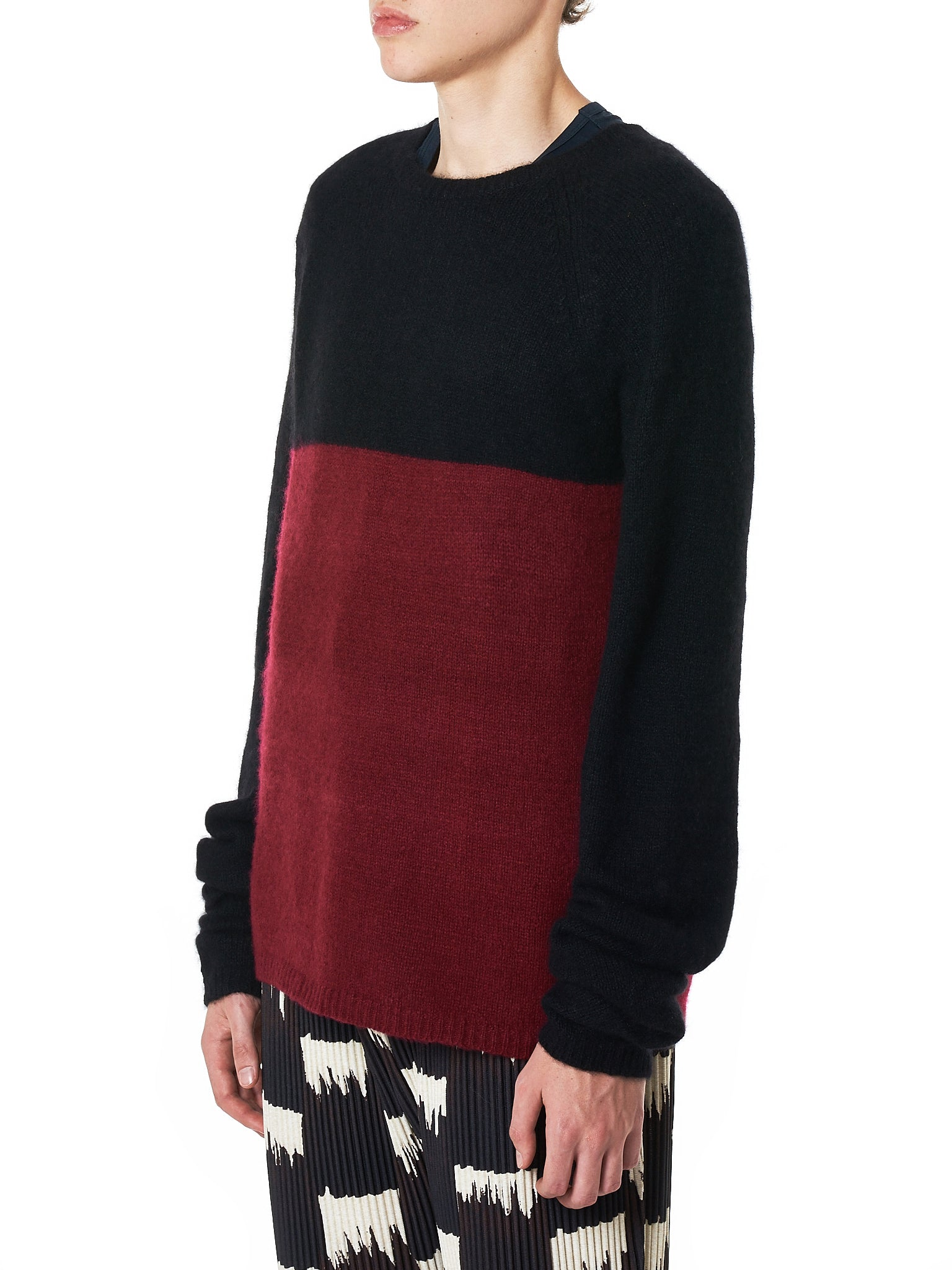 Denis Colomb Sweater - Hlorenzo Side