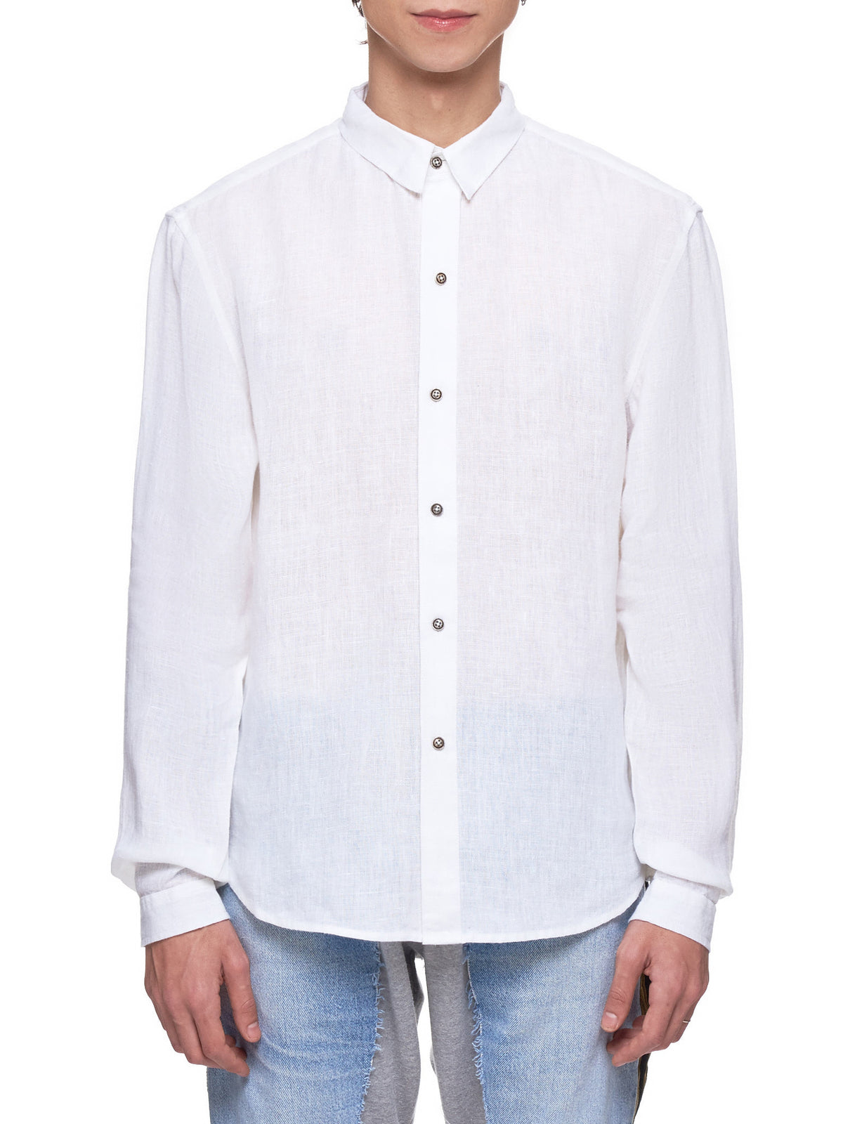 de7416064ef DENIS COLOMB. Hooded Shirt · Dress Shirt (DCM-WM1-WHITE) ...
