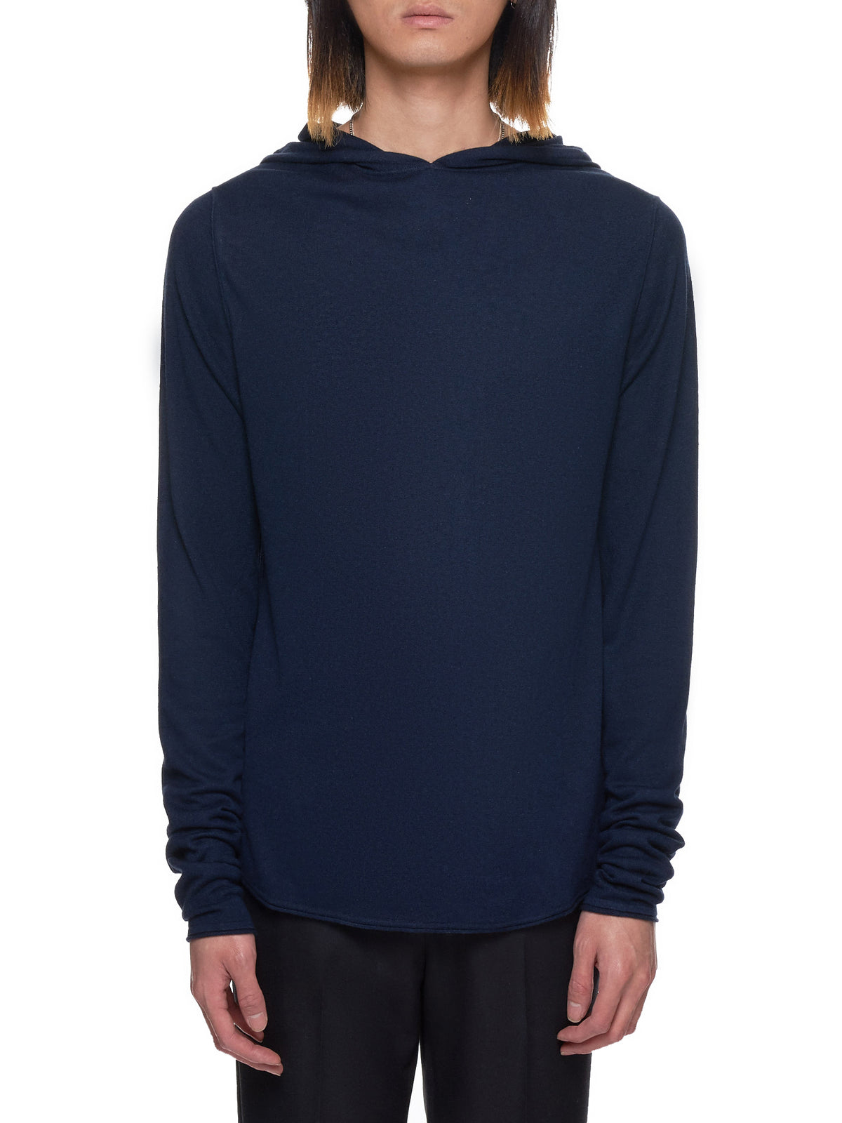 Denis Colomb Hoodie - Hlorenzo Front