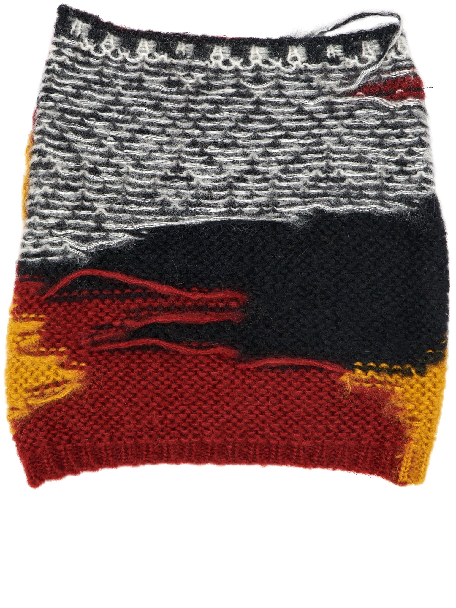 Knitted Scarf (DK03F19-MIX-COLOR)