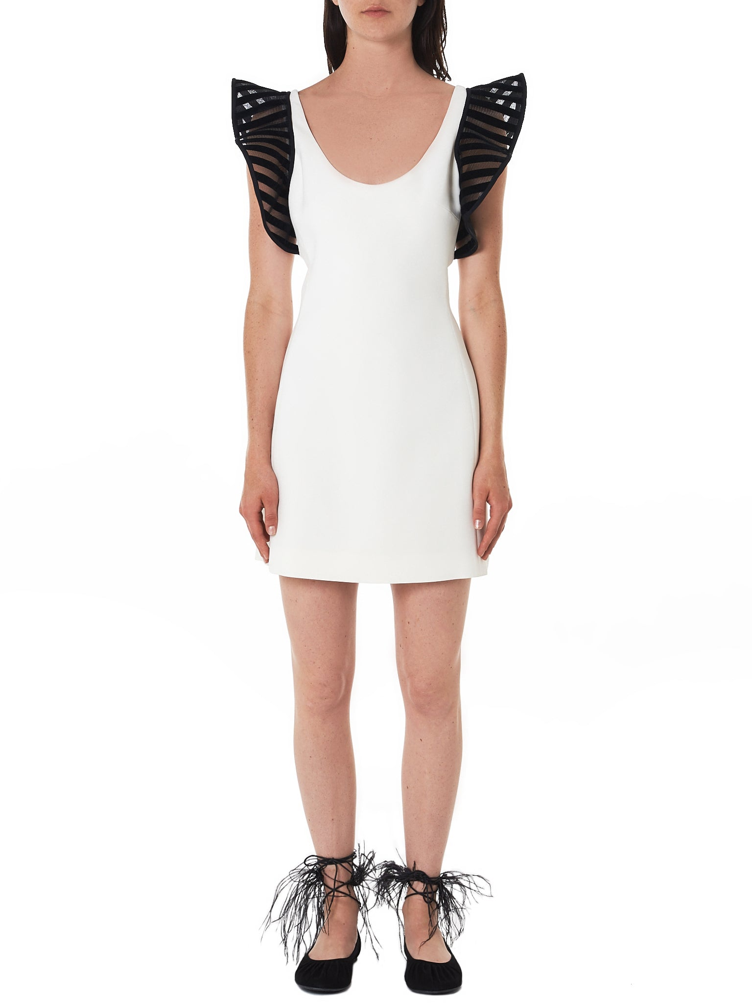David Koma Dress - Hlorenzo Front