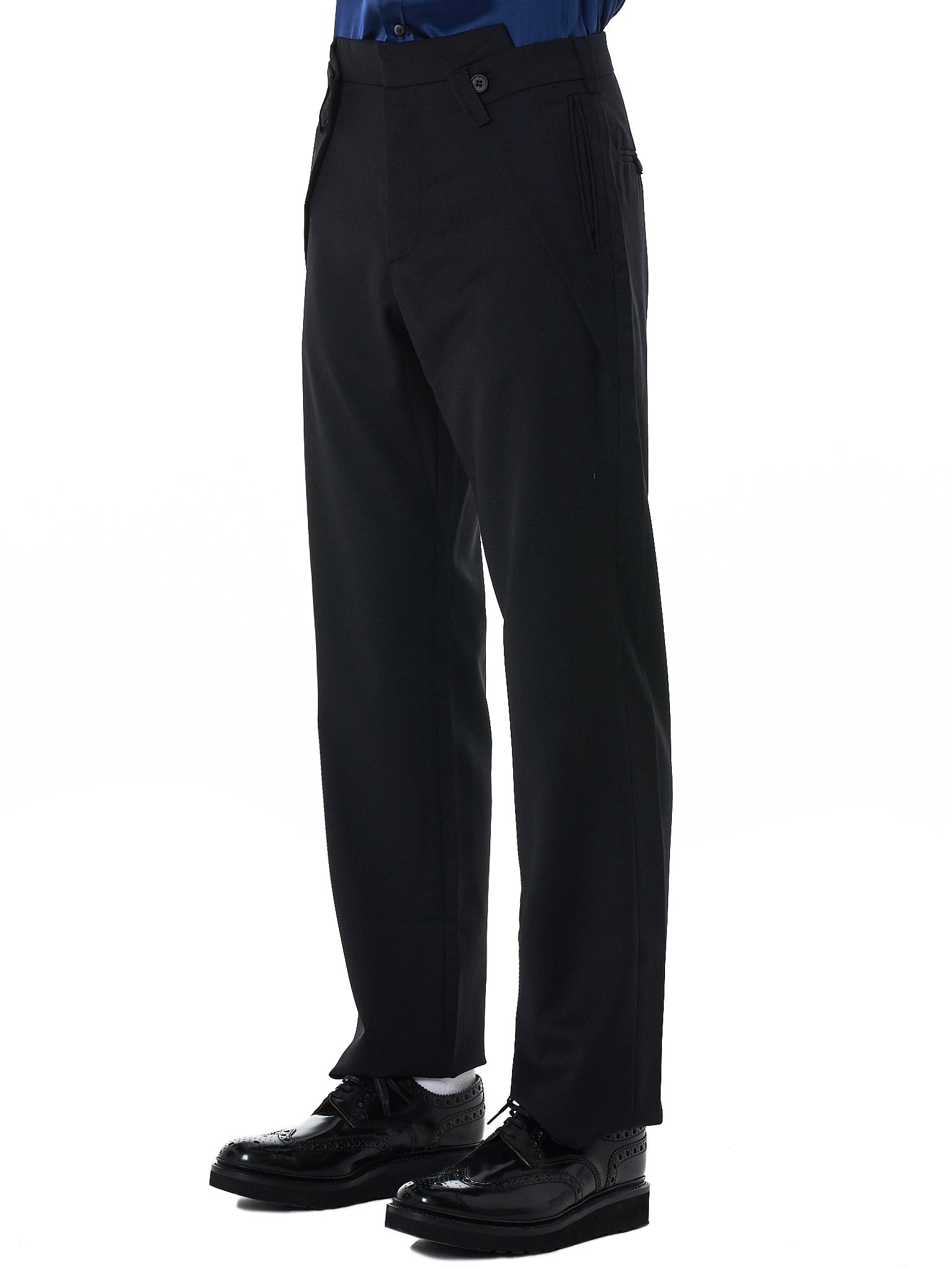 Delada Trouser - Hlorenzo Side