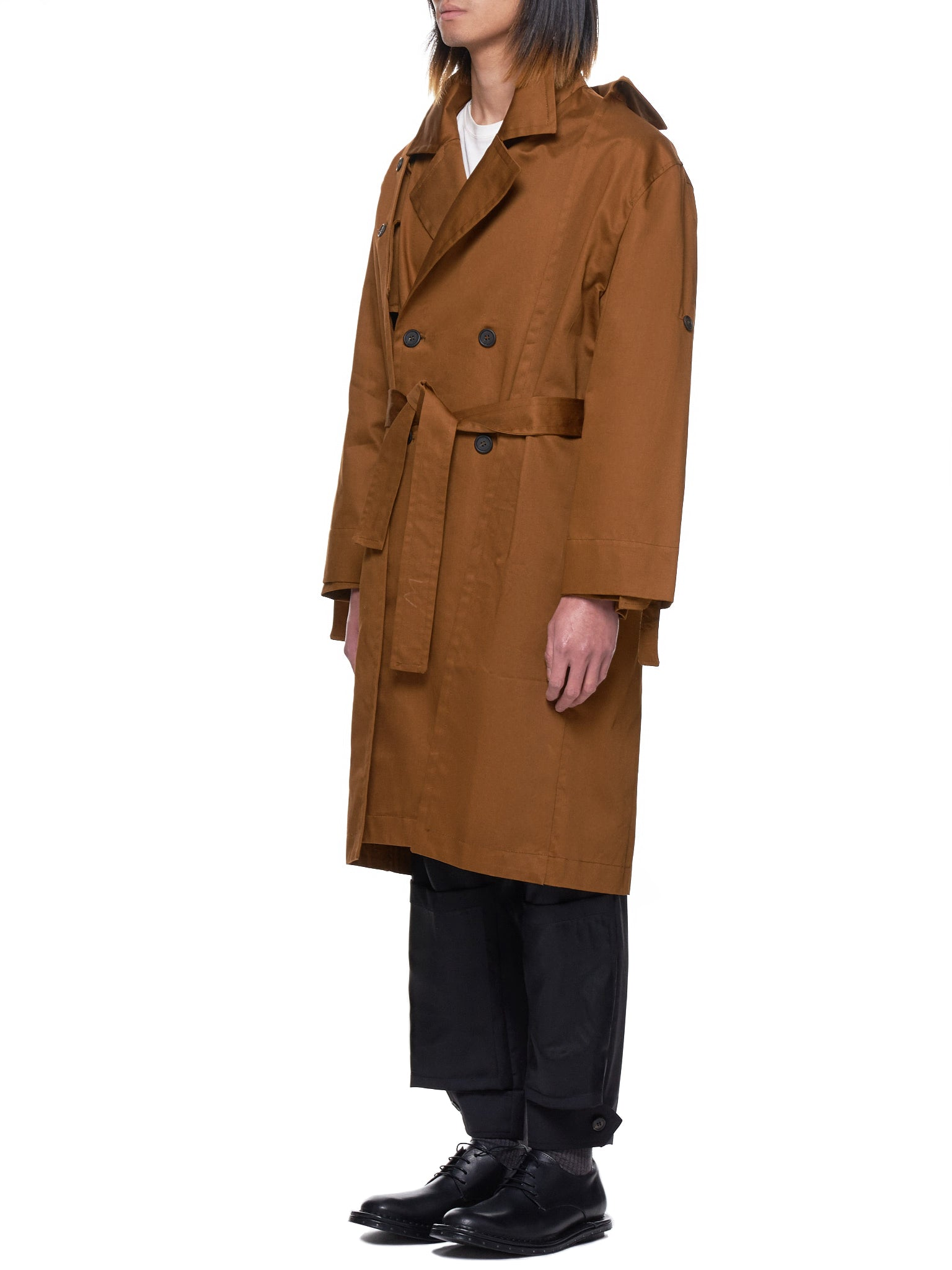Delada Coat - Hlorenzo Side