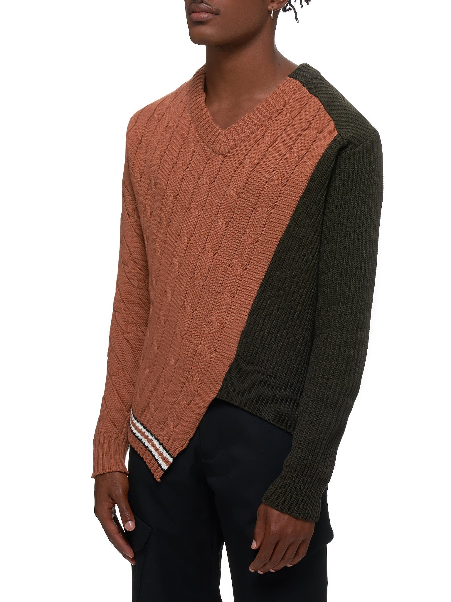 Delada Sweater - Hlorenzo Side