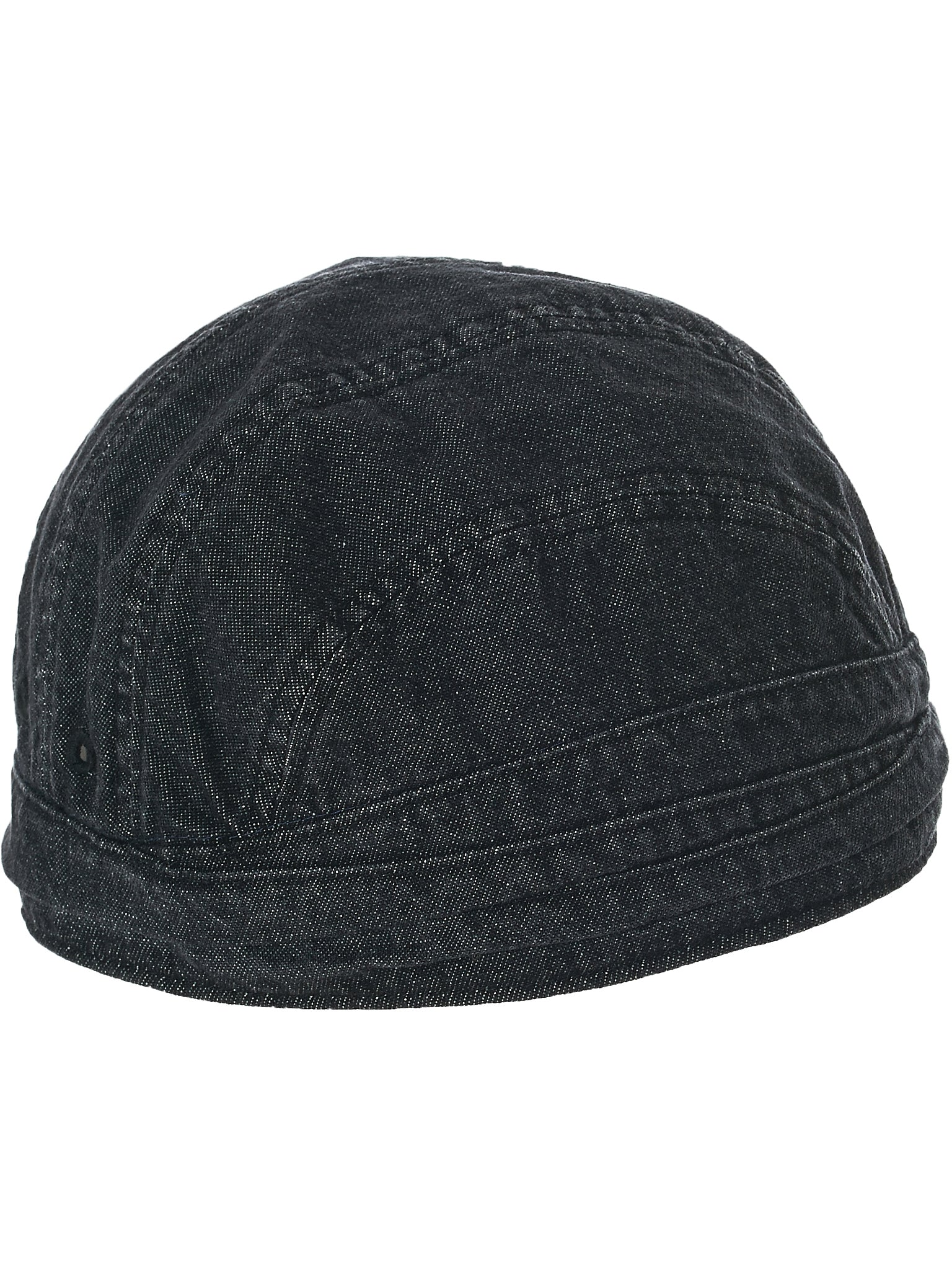 Denim Cap (DOU01204-BLACK)