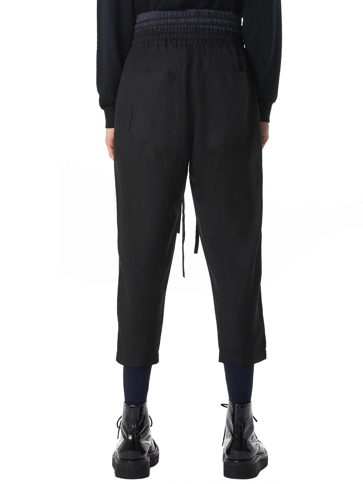 Nahmias Trouser - Hlorenzo Back