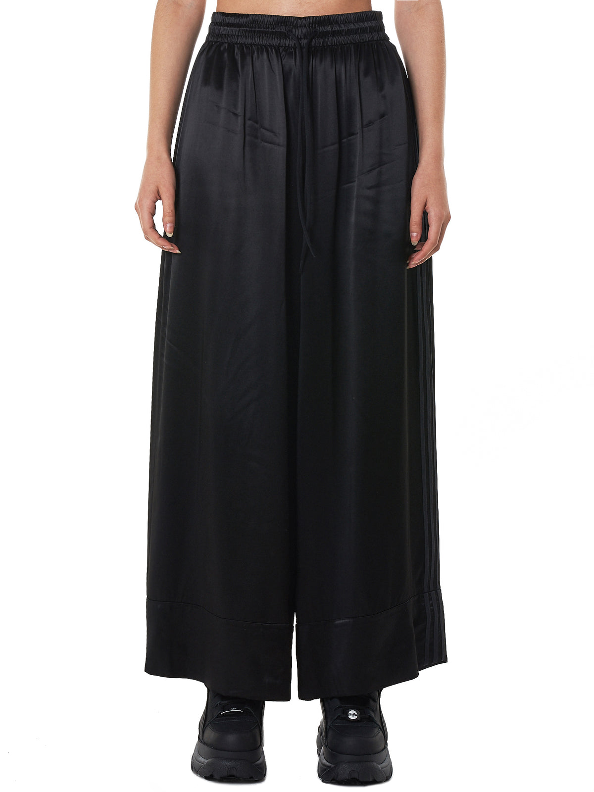 Lux Wide Trousers (DP0744-BLACK)