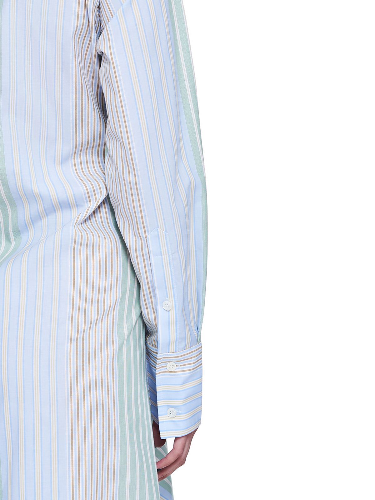 JW Anderson Shirt Dress | H.Lorenzo - detail 2
