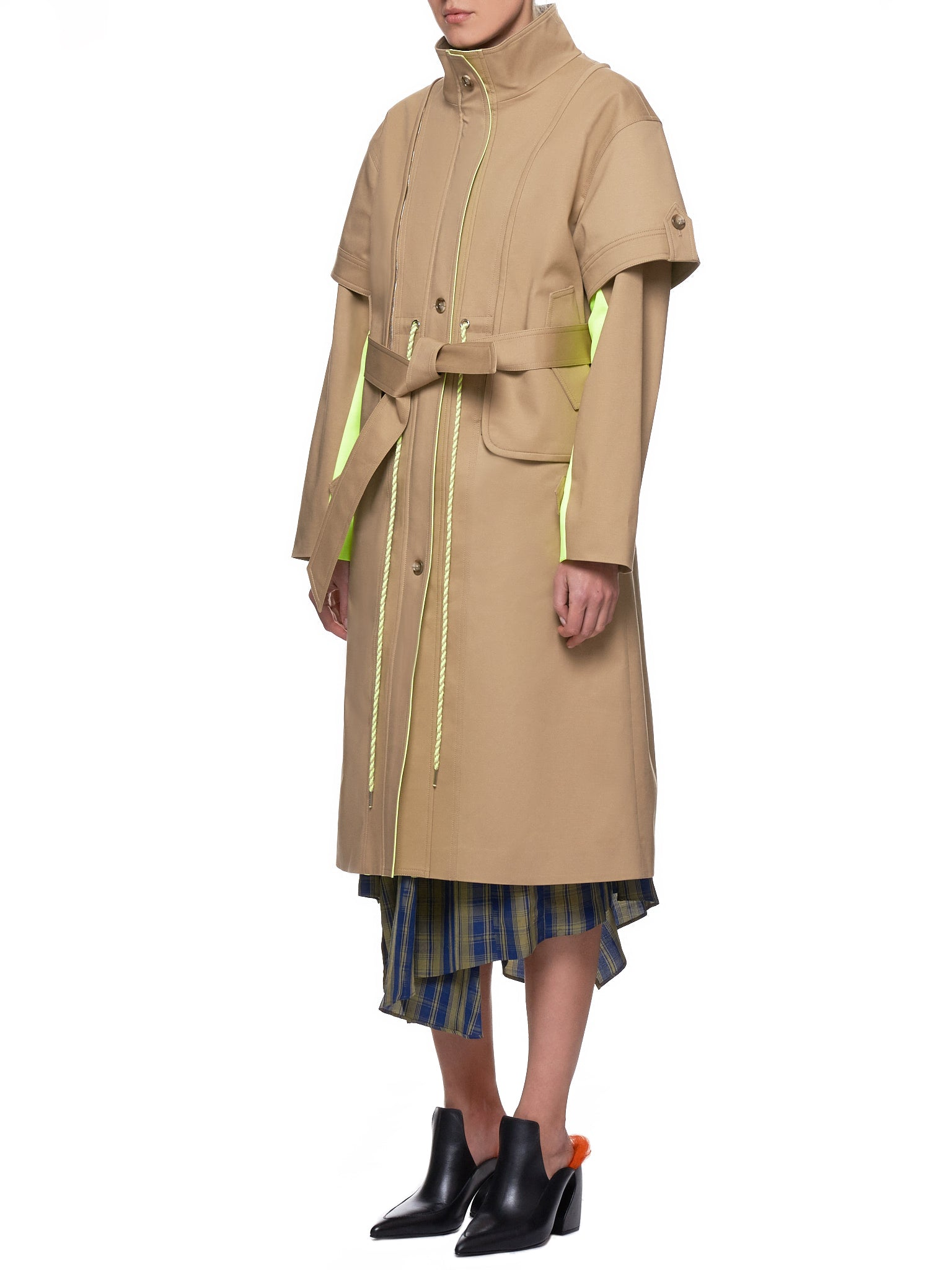 BESFXXK Coat - Hlorenzo Side