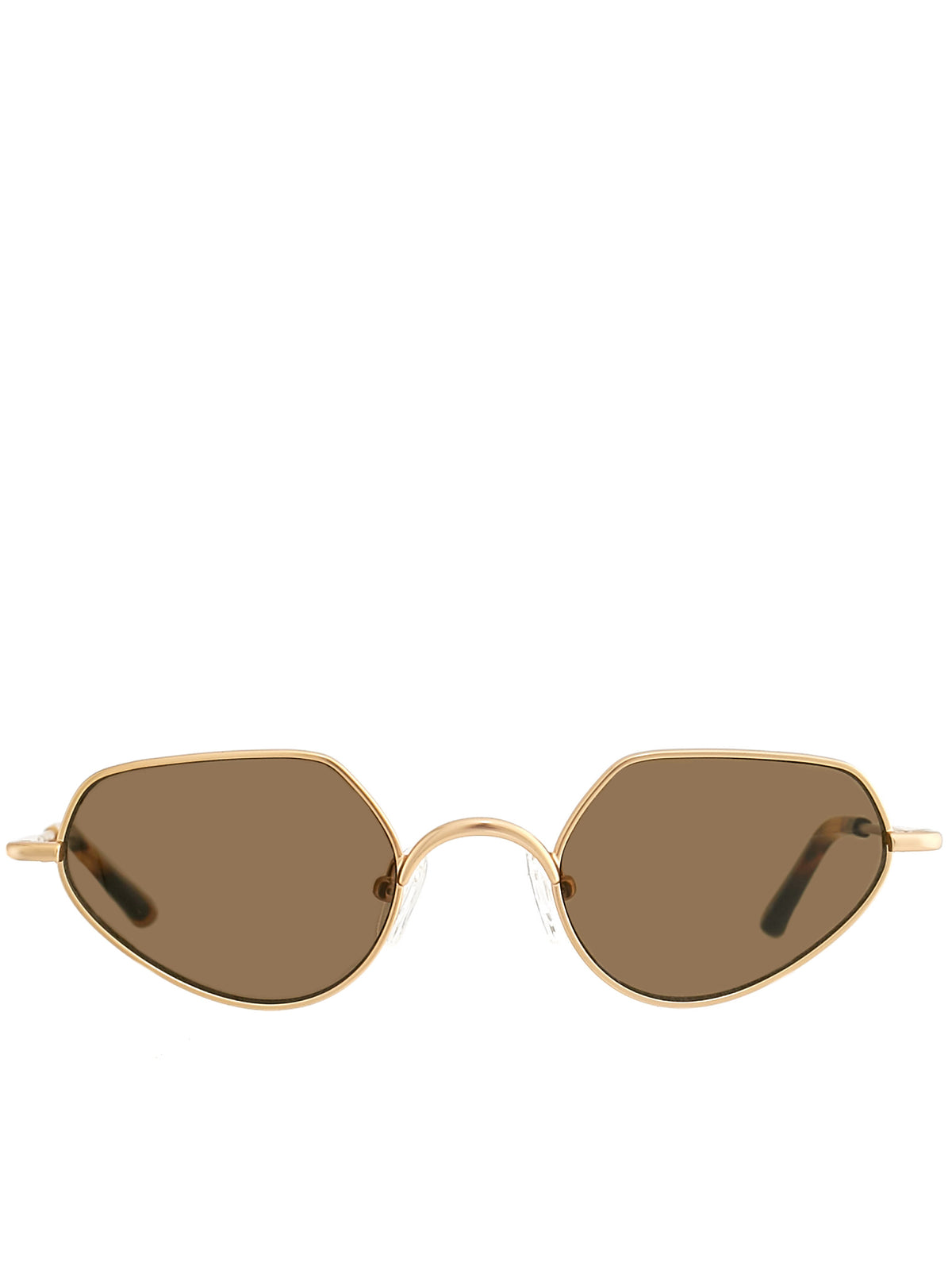 Linda Farrow Dries Van Noten Sunglasses - Hlorenzo Front