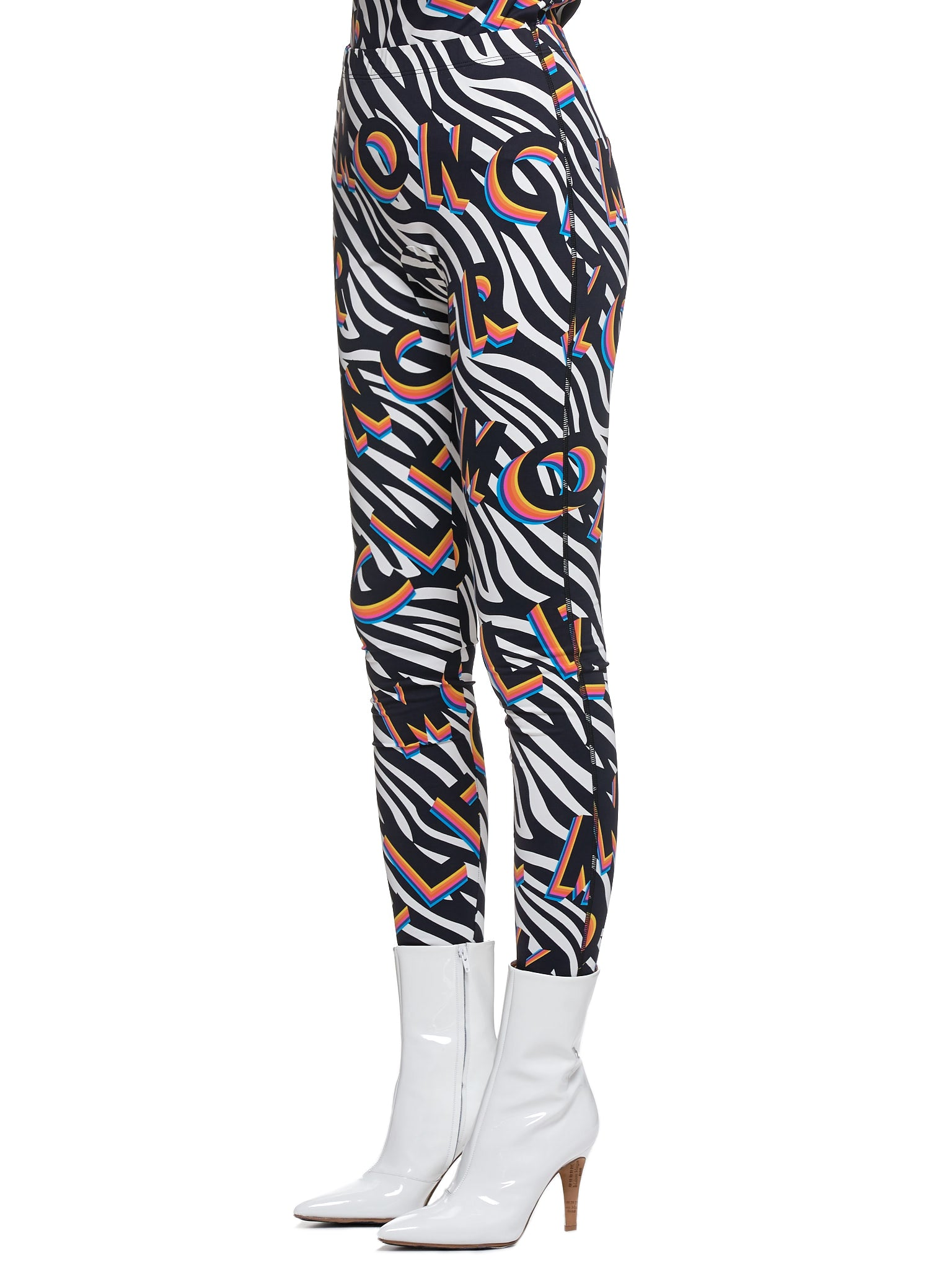 Moncler Genius x Richard Quinn Leggings - Hlorenzo Side