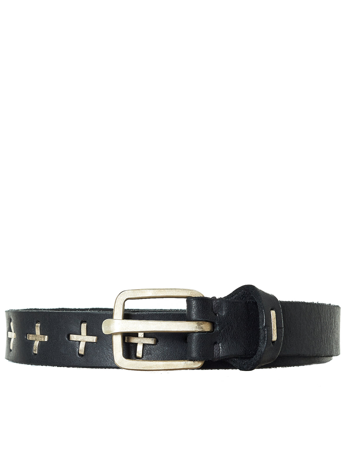 Leather Belt (EQ2C-GR-3-0-BLACK)