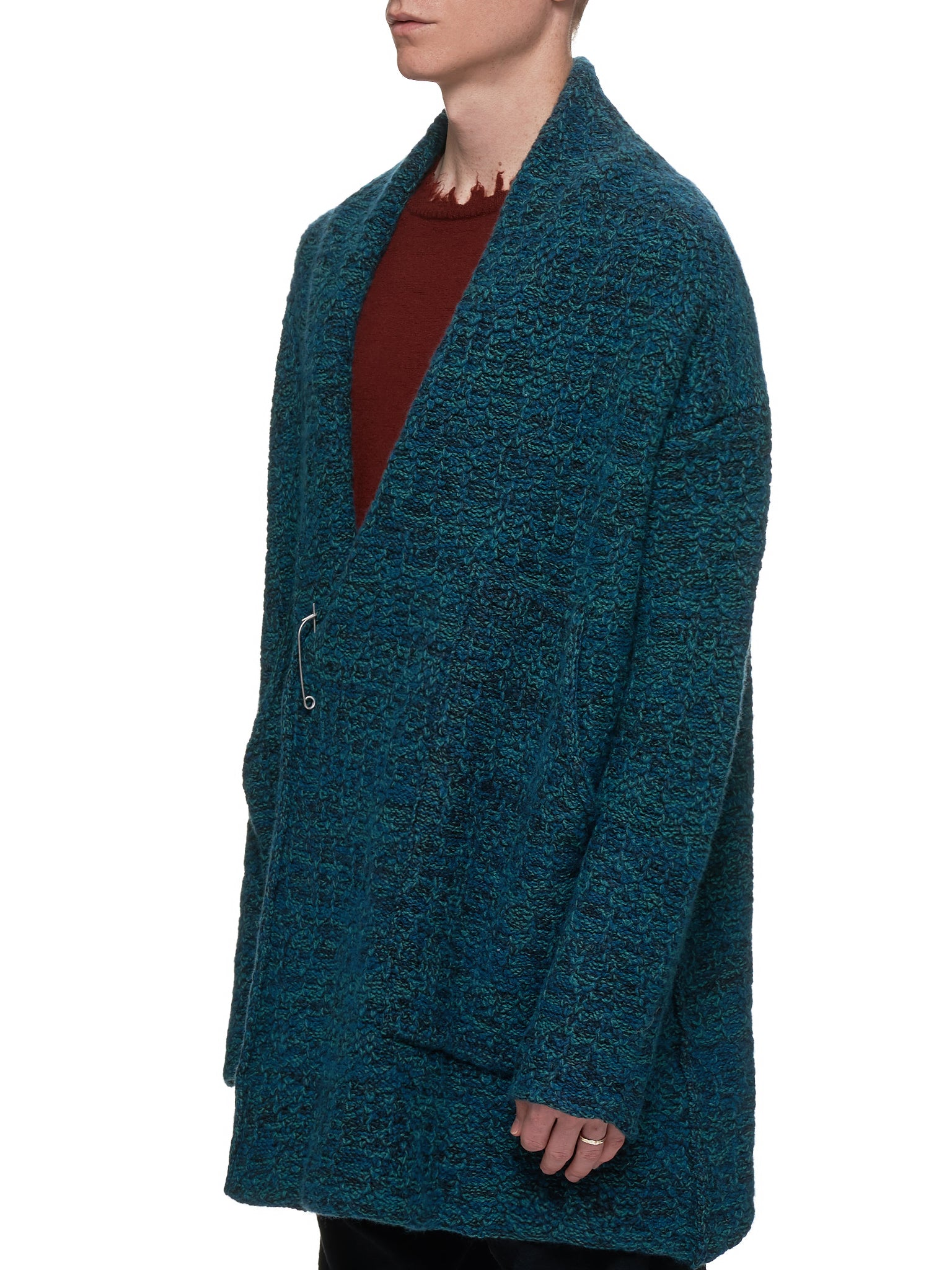 Daniel Andresen Cardigan - Hlorenzo Side