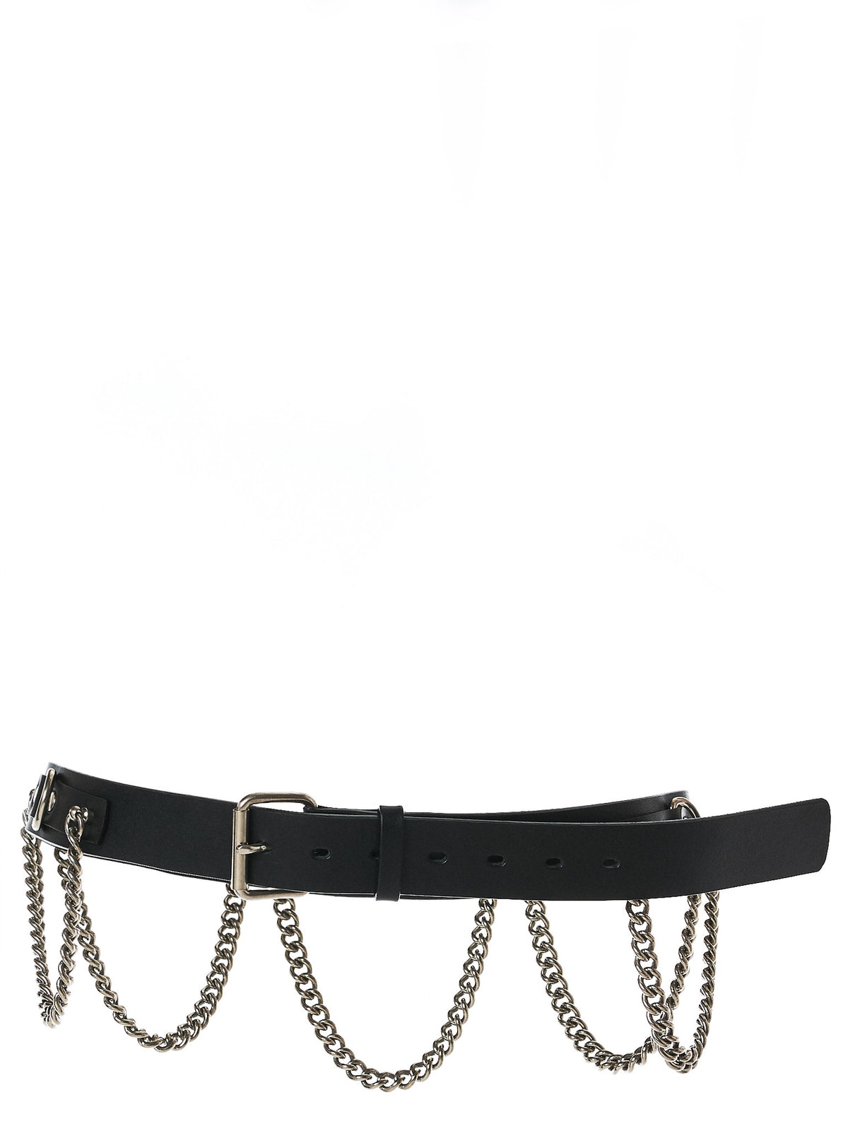Chained Leather Belt (JT-K301-051-1)