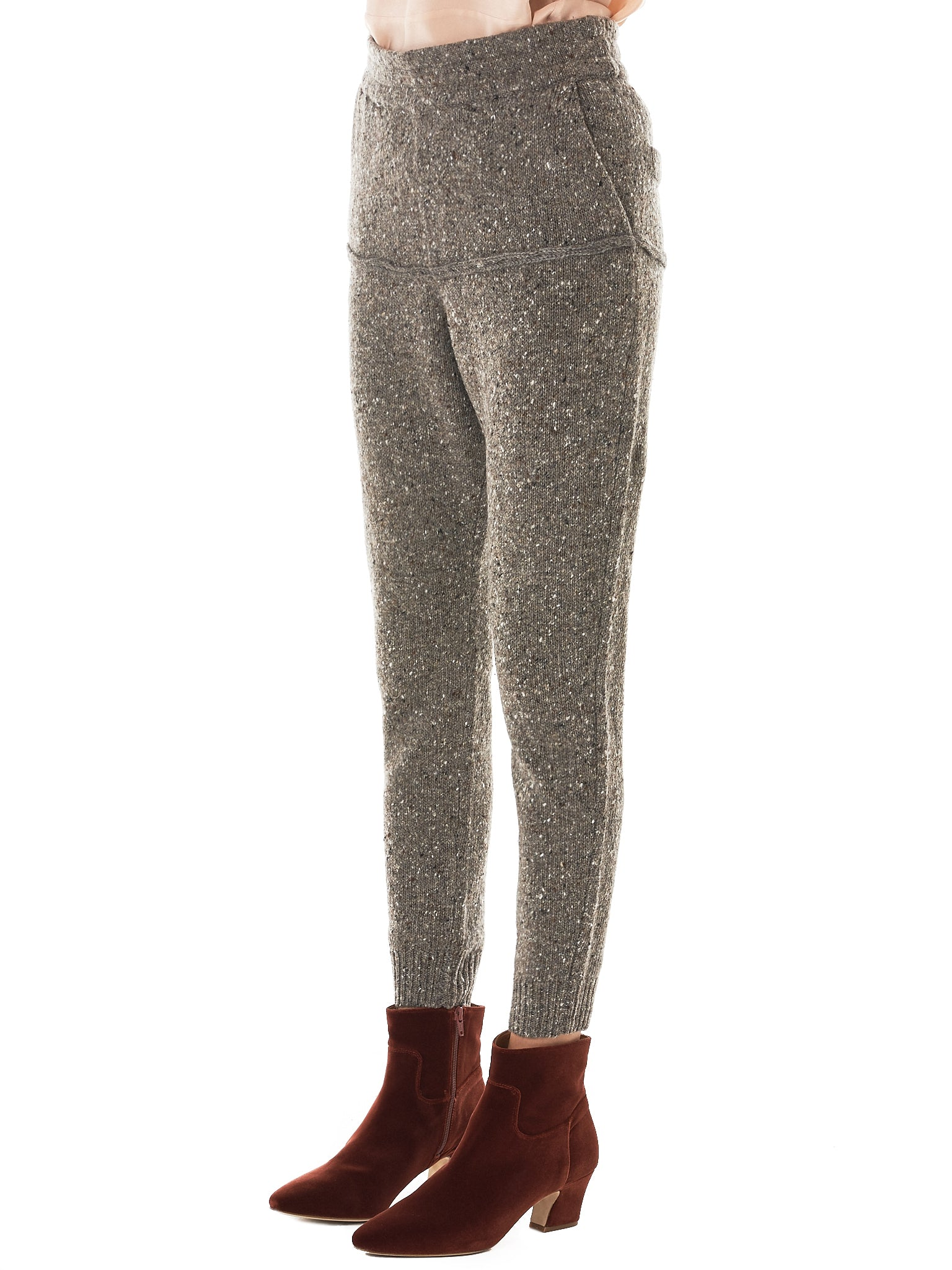 Knit Lounge Pants (F17-180-ASPHALT)