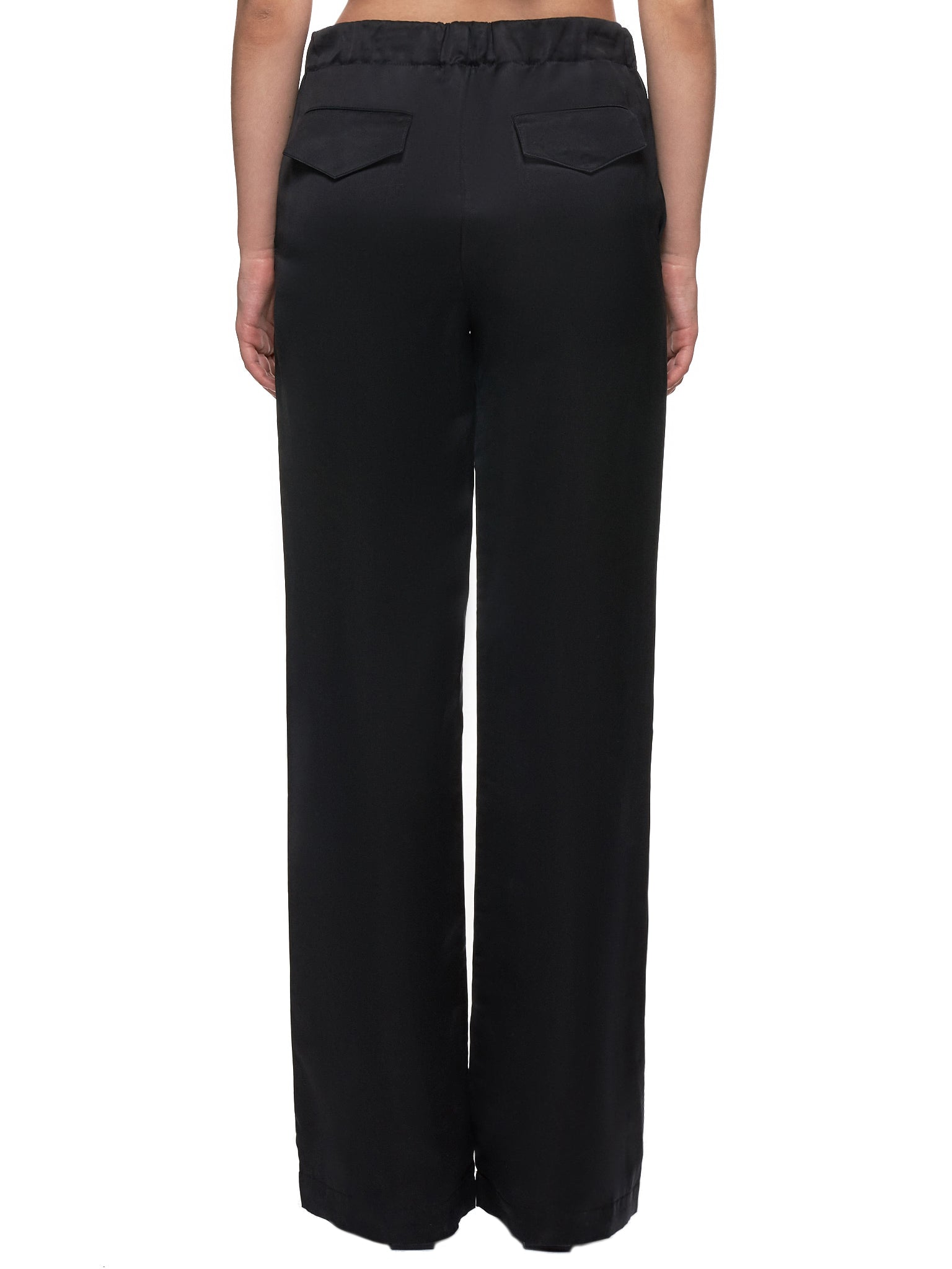 Yang Li Trousers - Hlorenzo Back