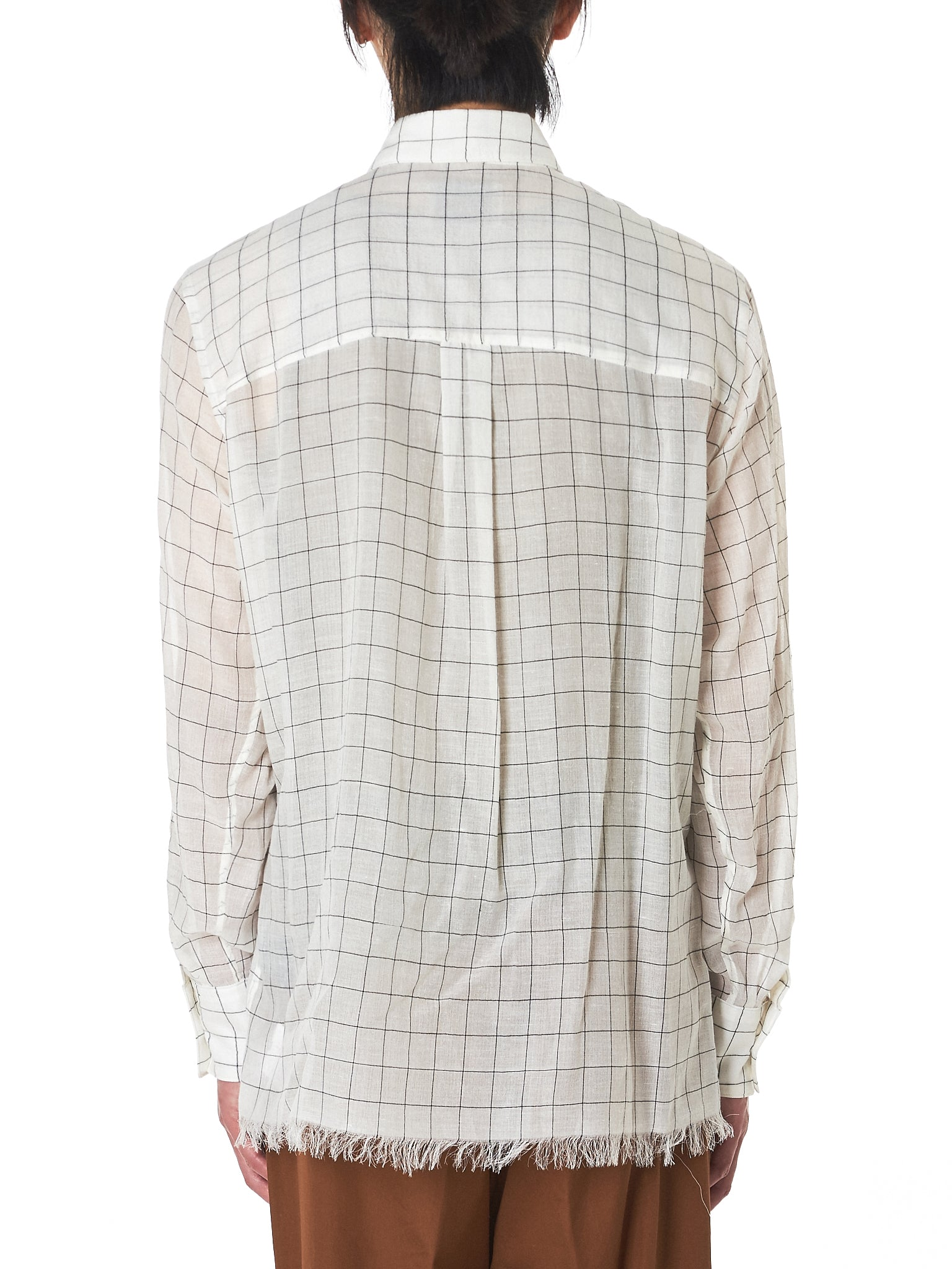 Federico Curradi Shirt - Hlorenzo Back