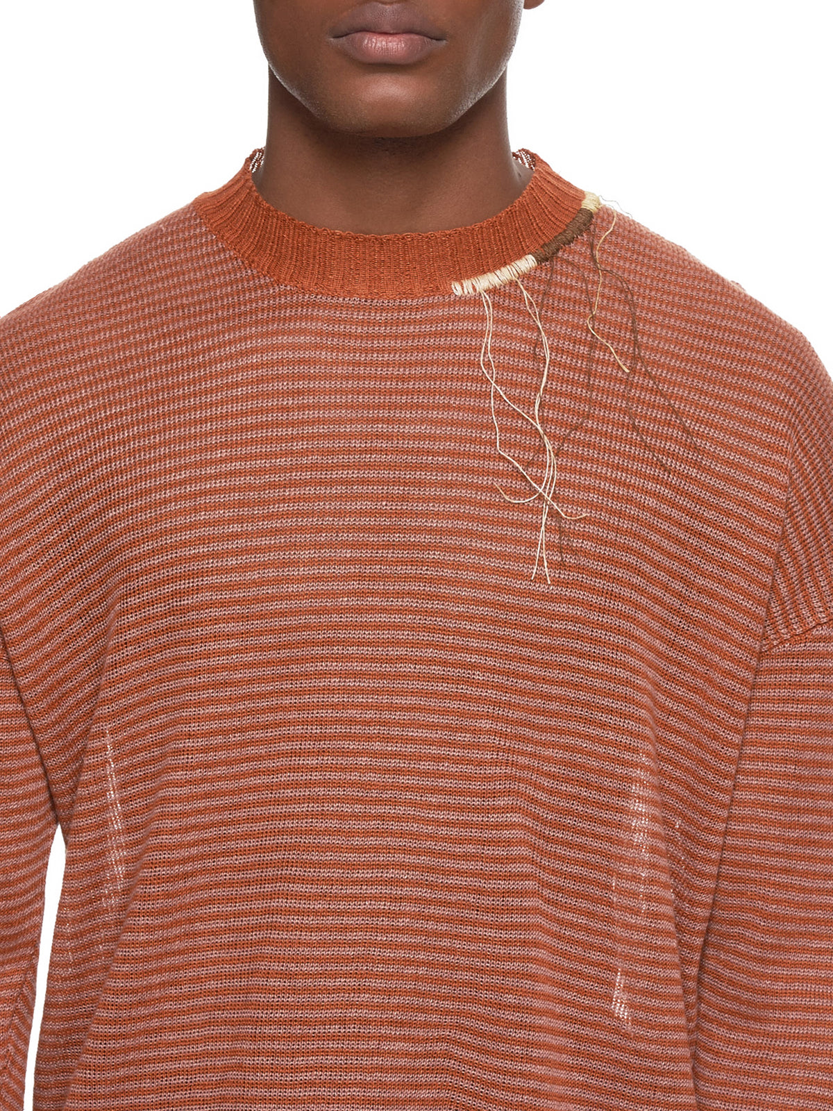 Federico Curradi Sweater - Hlorenzo Detail 2
