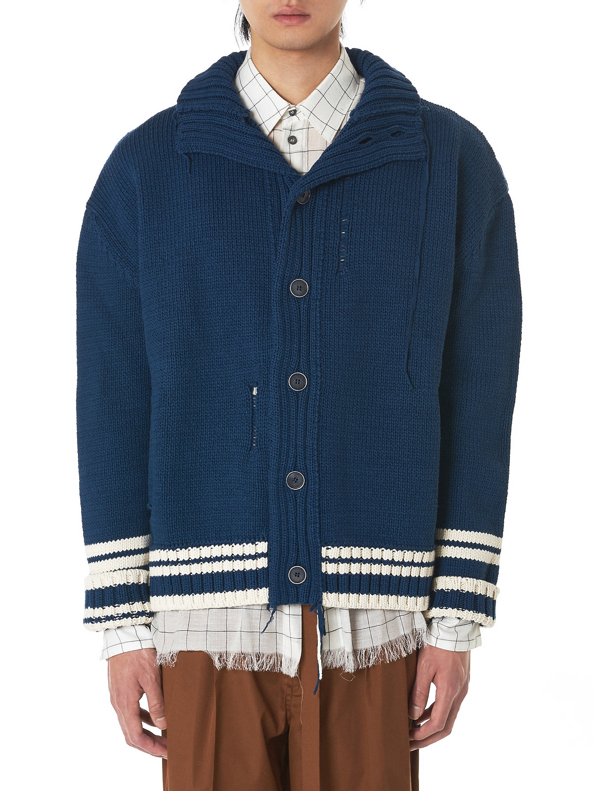 Federico Curradi Sweater - Hlorenzo Front