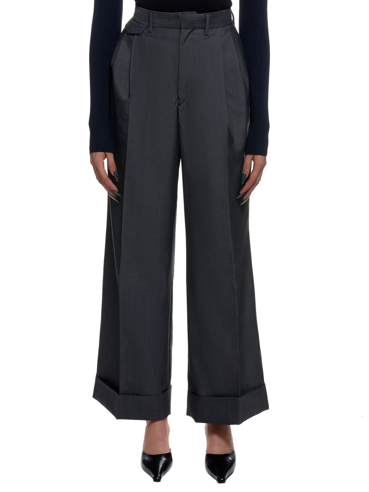 Toga Archives Pants | H.Lorenzo - front