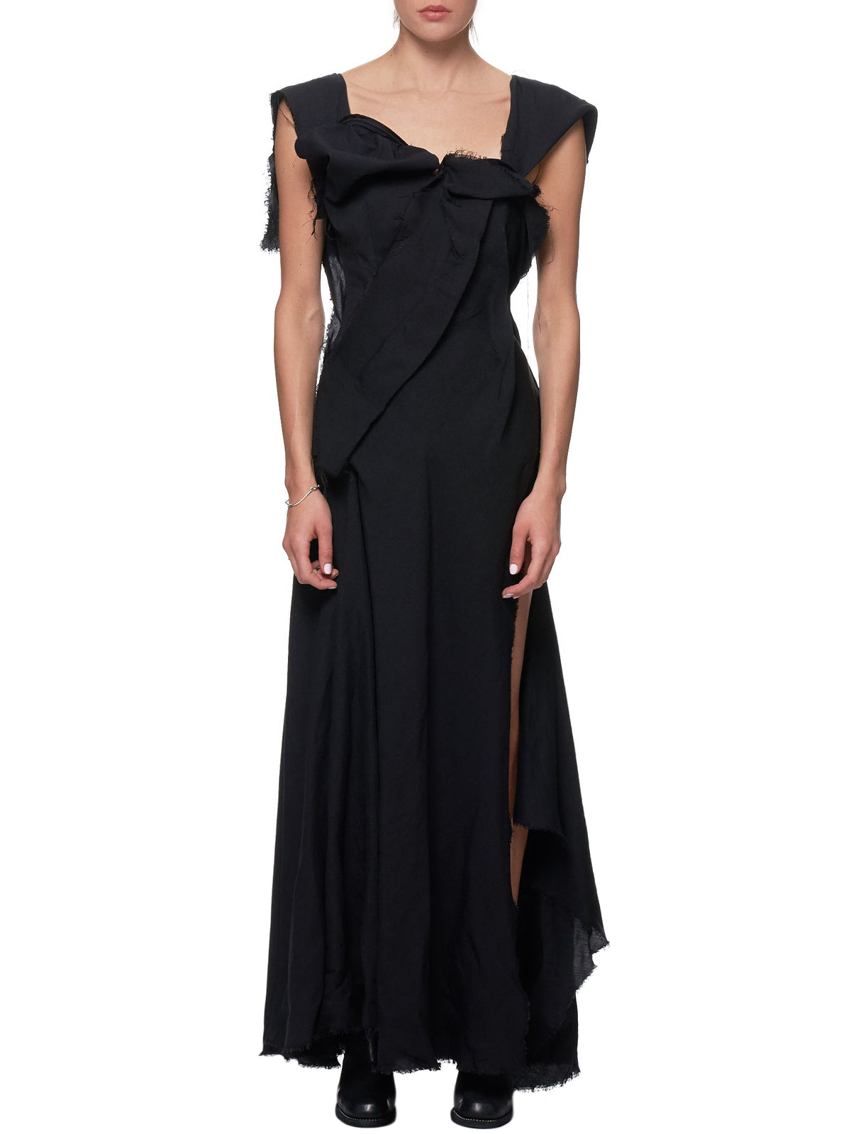 Panel Dress (FH-D33-200-BLACK)
