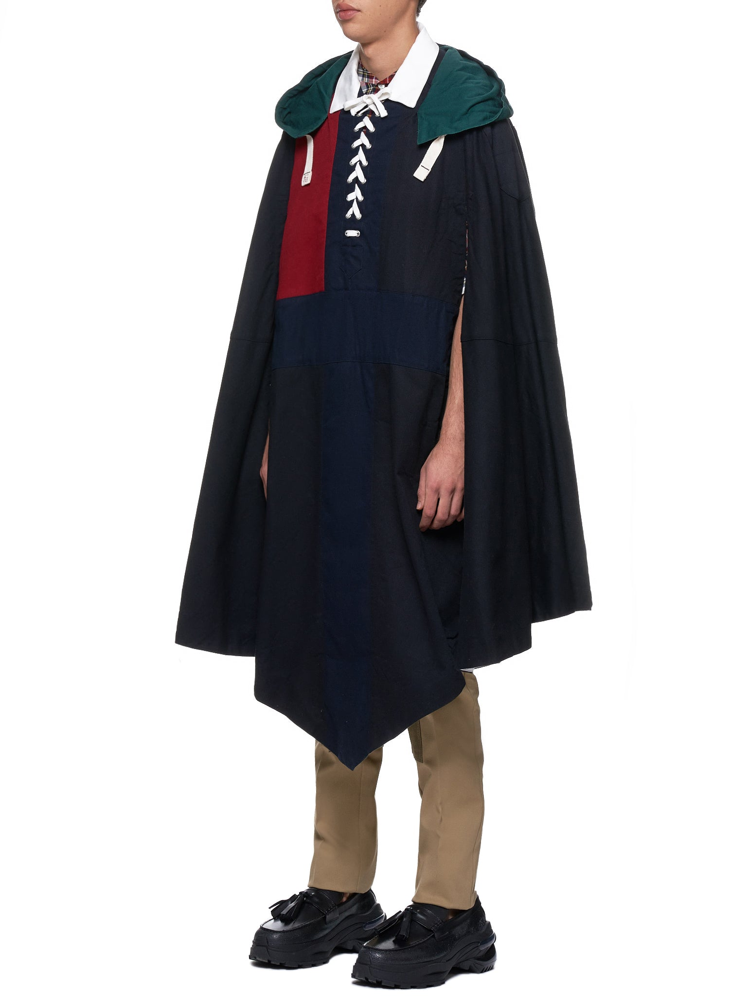 Facetasm Poncho - Hlorenzo Side