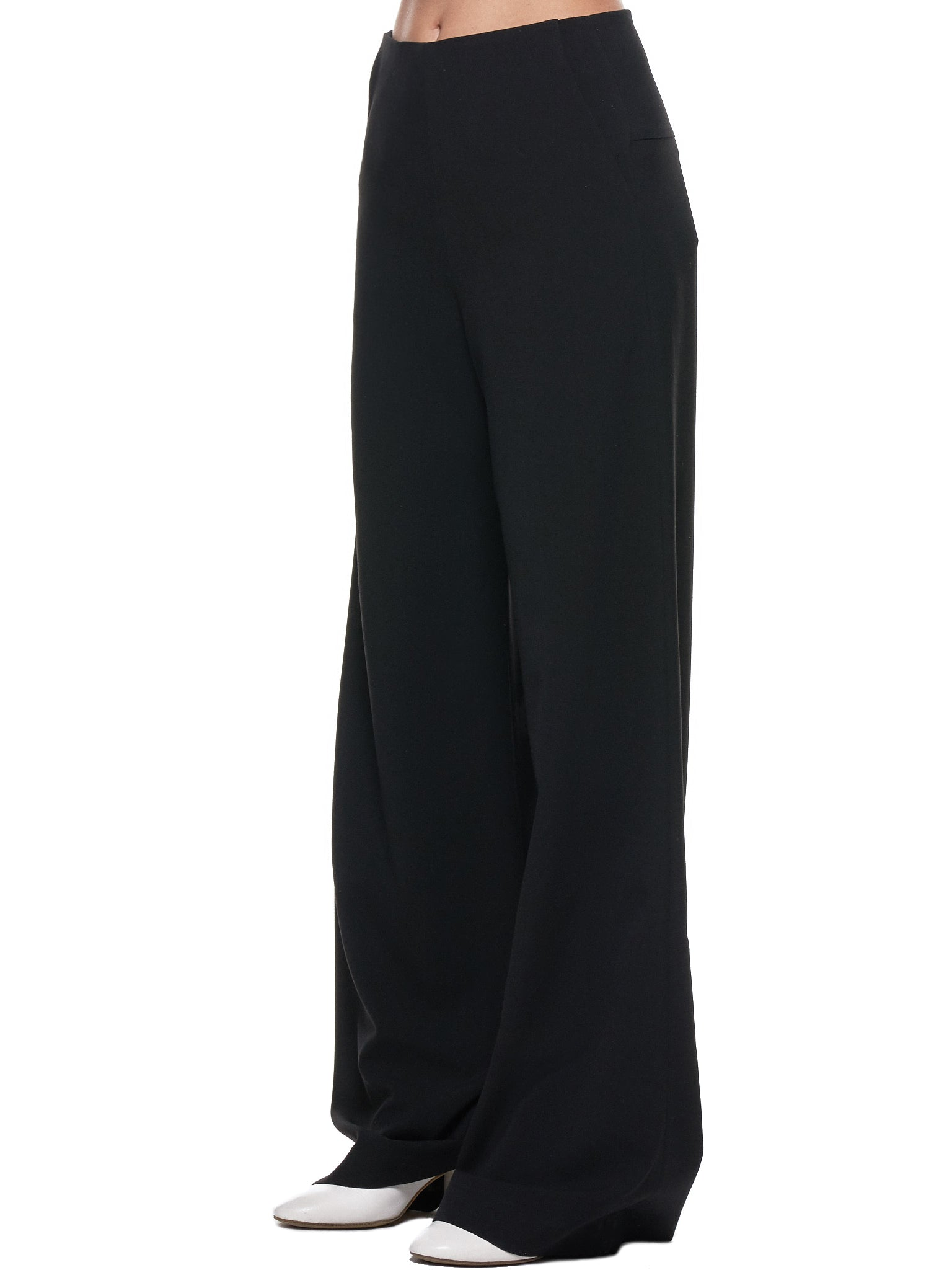Paula Knorr Pants - Hlorenzo Side