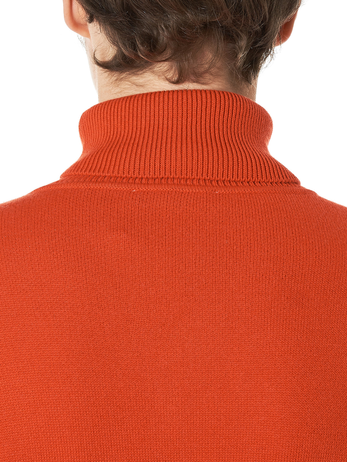Gosha Rubchinskiy Turtleneck Sweater - Hlorenzo Back Detail